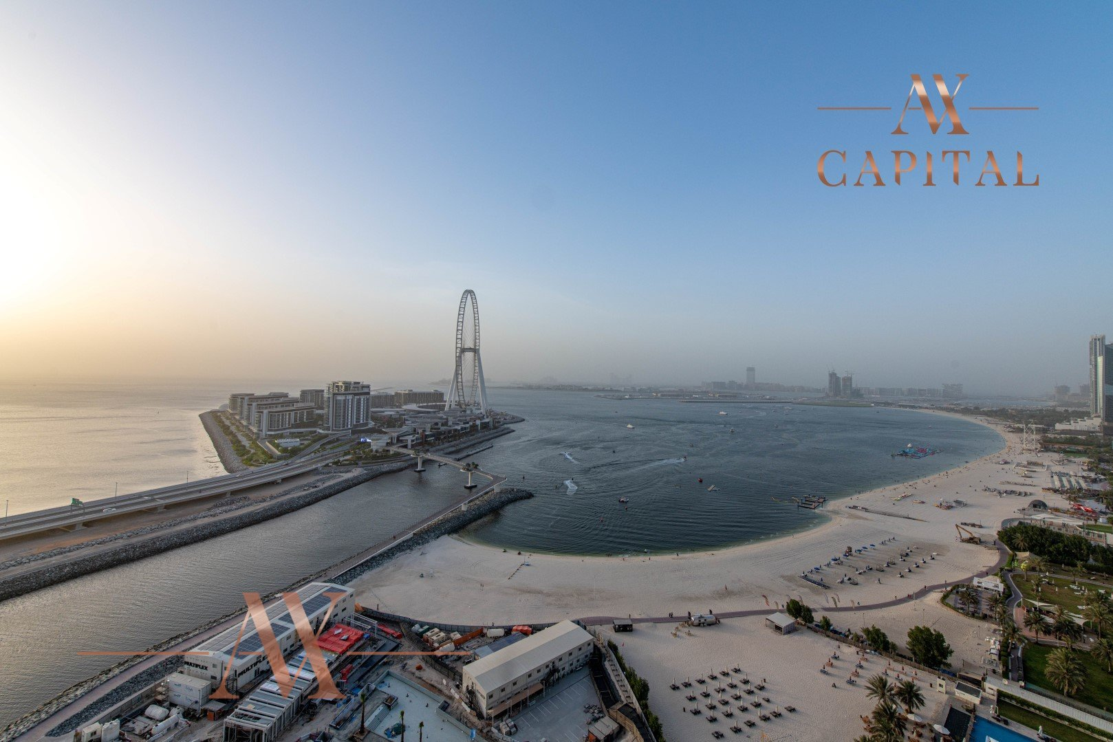 Apartment for sale in Dubai, UAE, 4 bedrooms, 240.6 m2, No. 23728 – photo 1