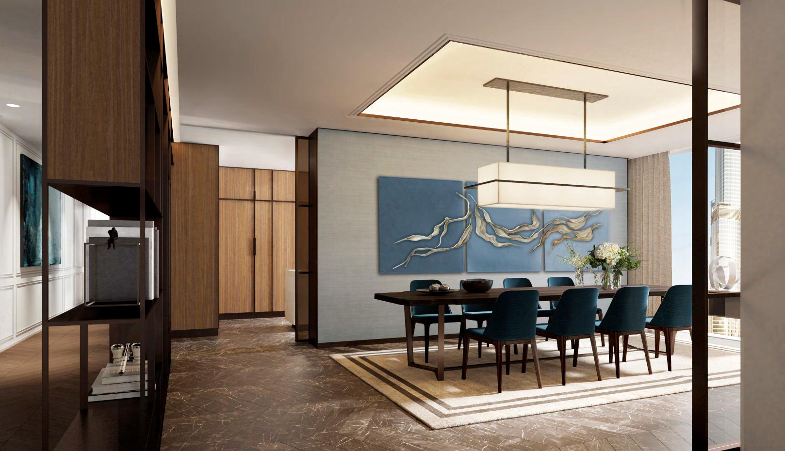 Apartment for sale in Dubai, UAE, 3 bedrooms, 145.4 m2, No. 23620 – photo 1