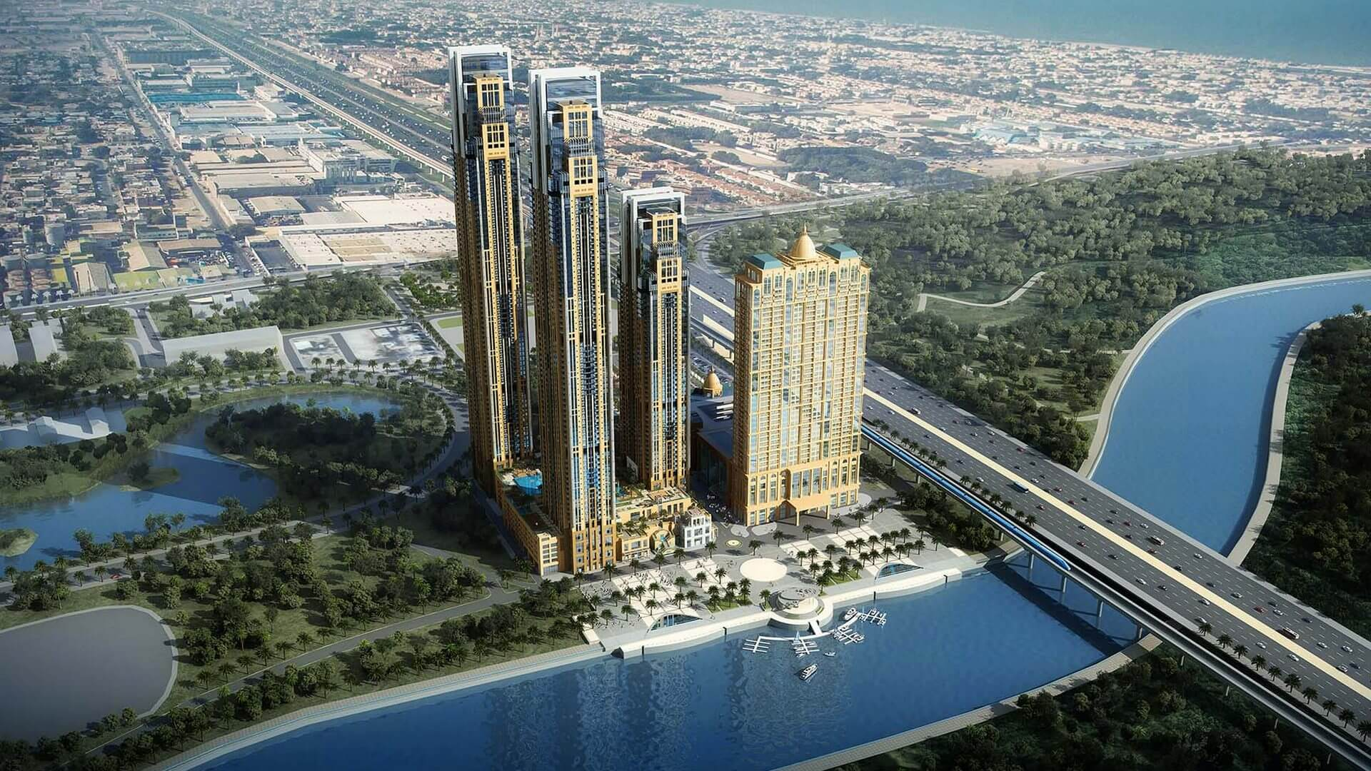 Apartment for sale in Dubai, UAE, 1 bedroom, 75 m2, No. 24063 – photo 7