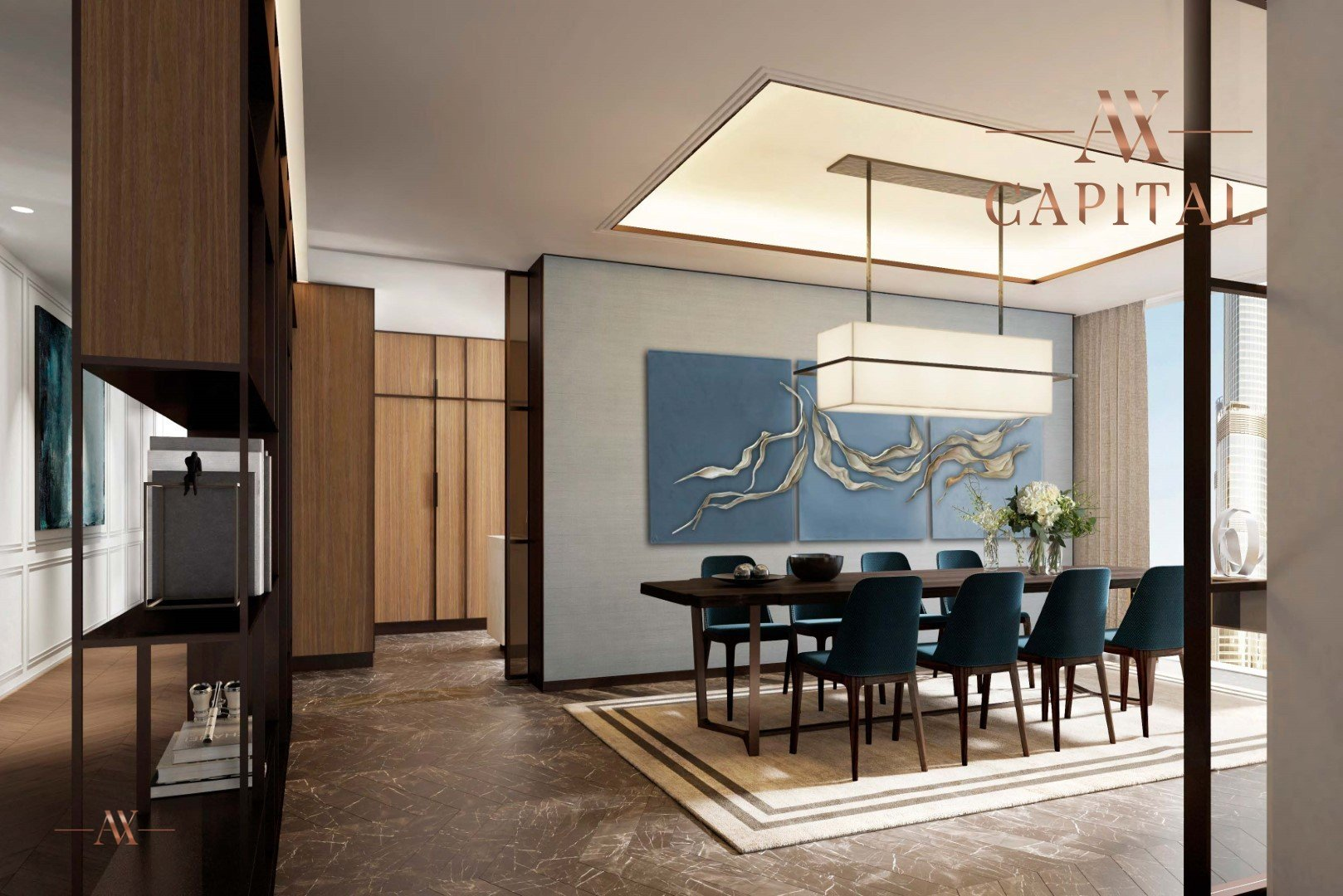 Apartment for sale in Dubai, UAE, 2 bedrooms, 117.2 m2, No. 23584 – photo 3