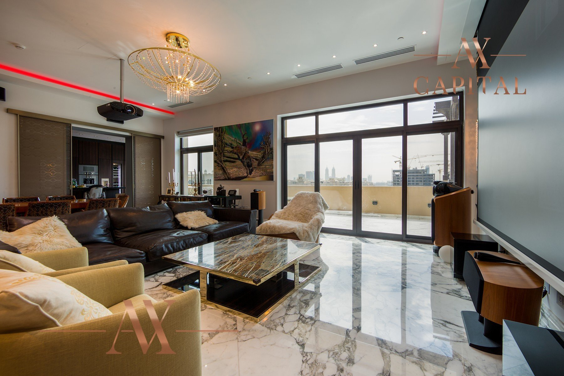 Penthouse for sale in Dubai, UAE, 4 bedrooms, 462.3 m2, No. 23760 – photo 9
