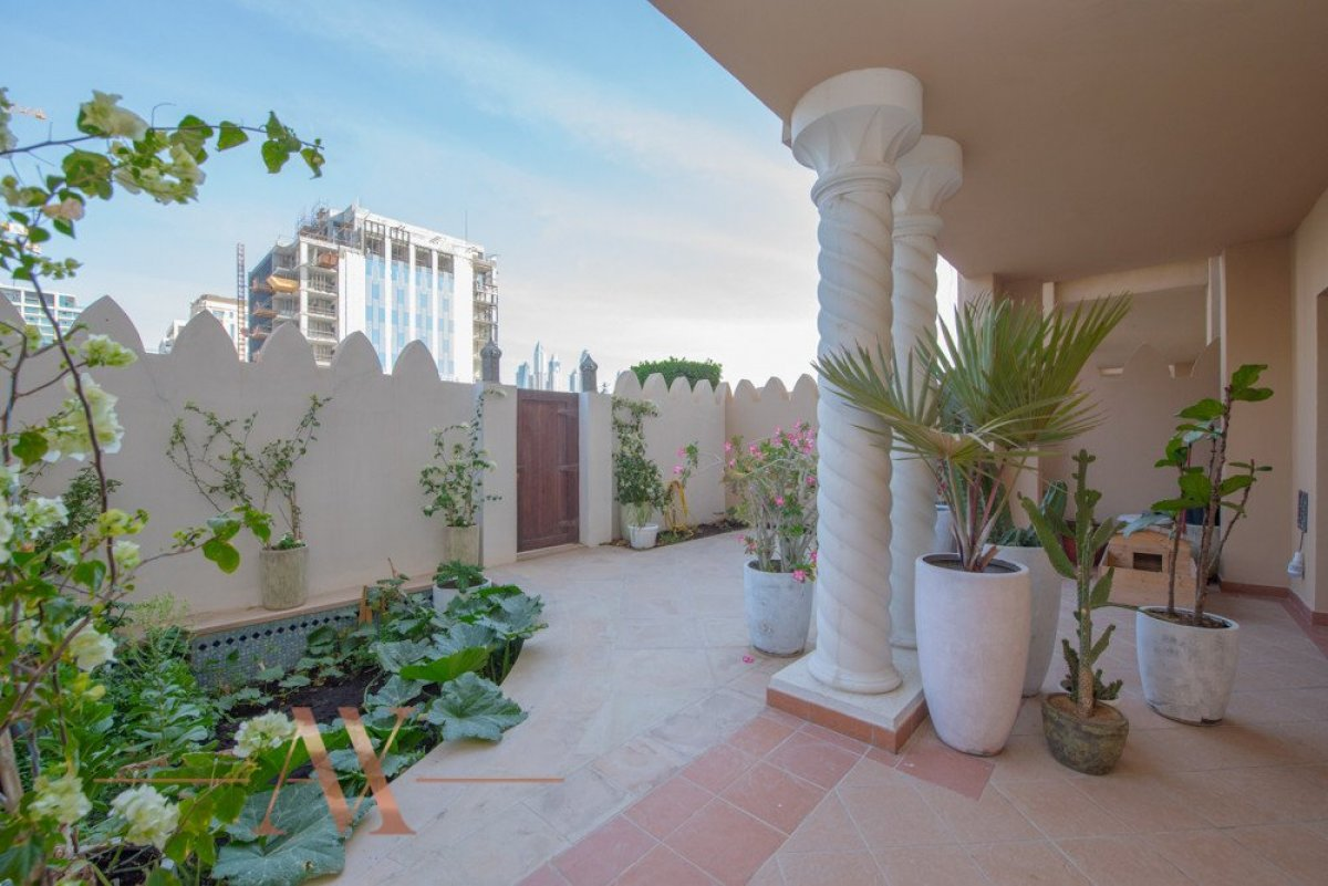 Townhouse for sale in Dubai, UAE, 3 bedrooms, 483.1 m2, No. 23709 – photo 3