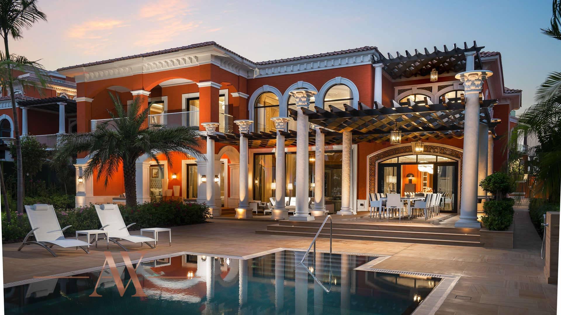 Villa for sale in Dubai, UAE, 7 bedrooms, 865 m2, No. 23824 – photo 1