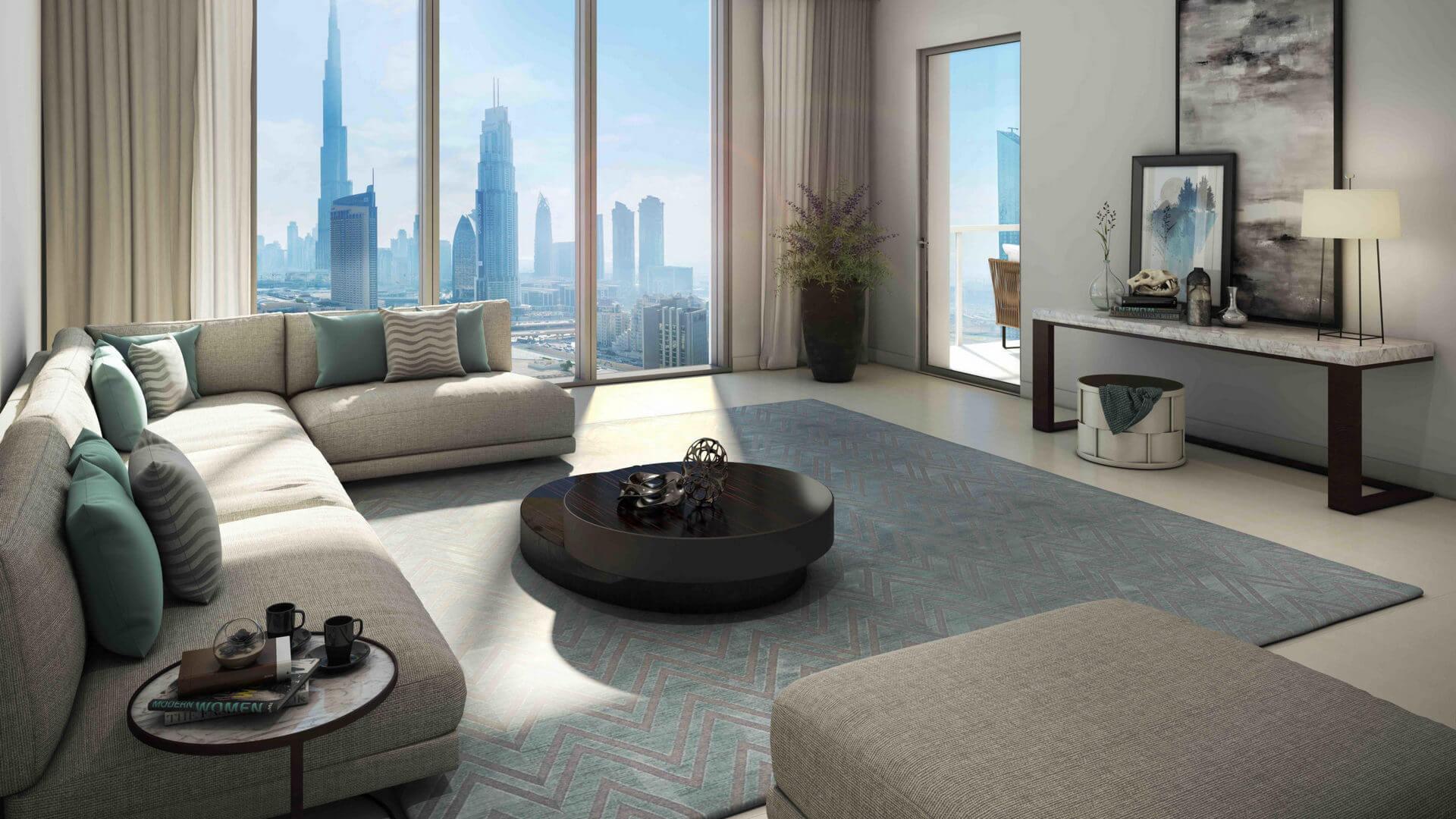 Apartment for sale in Dubai, UAE, 3 bedrooms, 168 m2, No. 24078 – photo 1