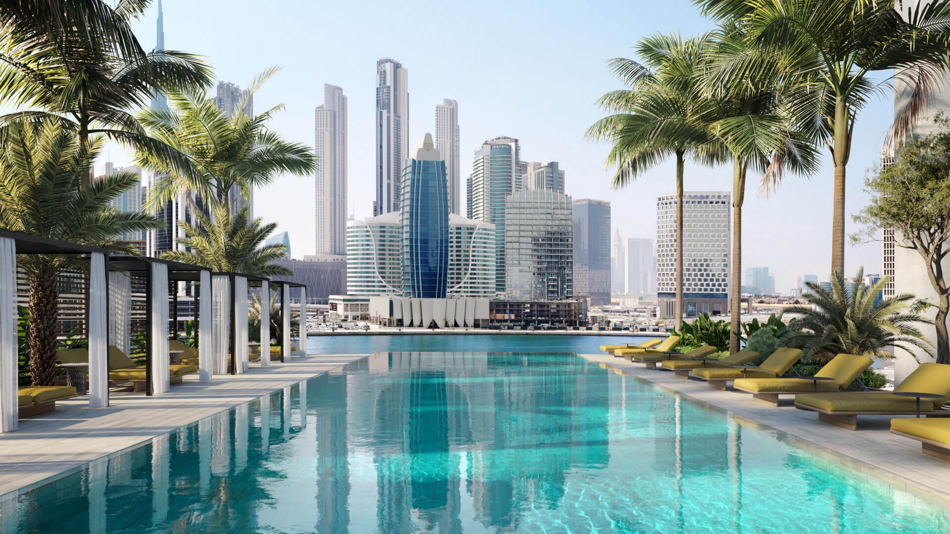 Apartment for sale in Dubai, UAE, 2 bedrooms, 372 m2, No. 24059 – photo 4