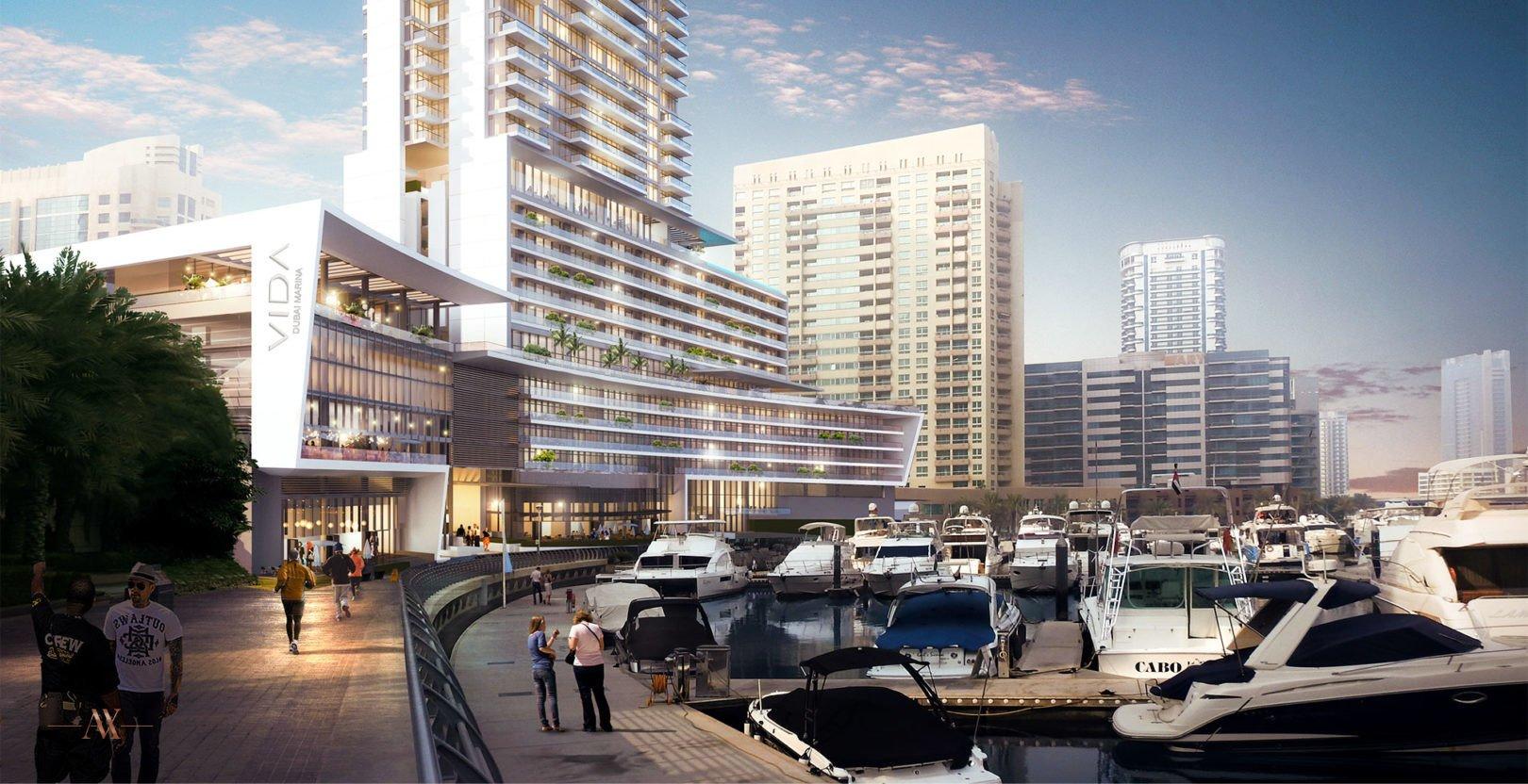 Apartment for sale in Dubai, UAE, 1 bedroom, 69.3 m2, No. 23599 – photo 7