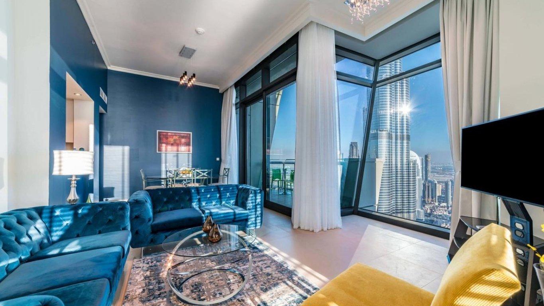 Apartment for sale in Dubai, UAE, 1 bedroom, 81 m2, No. 24091 – photo 1