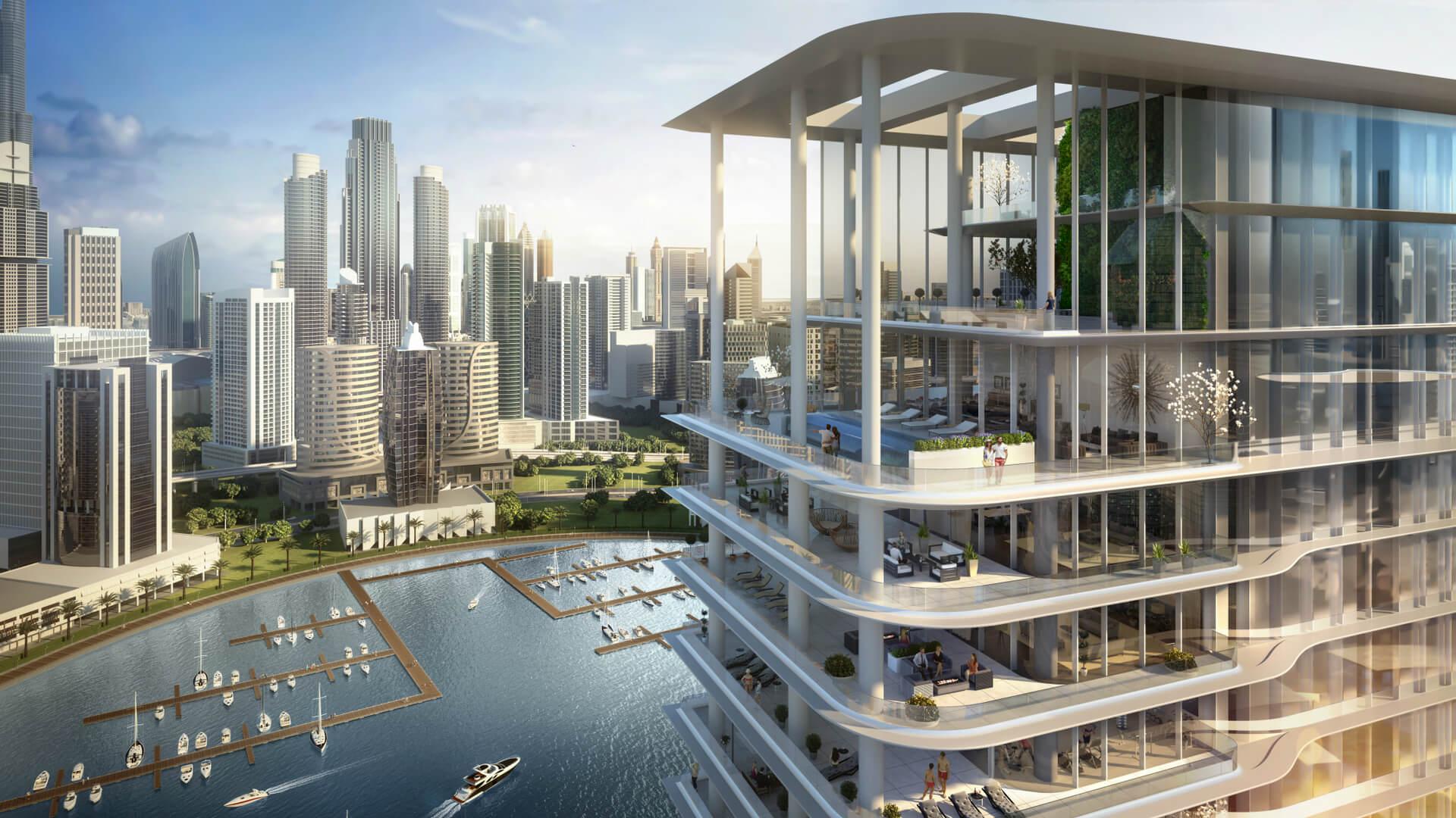 Apartment for sale in Dubai, UAE, 2 bedrooms, 372 m2, No. 24059 – photo 7