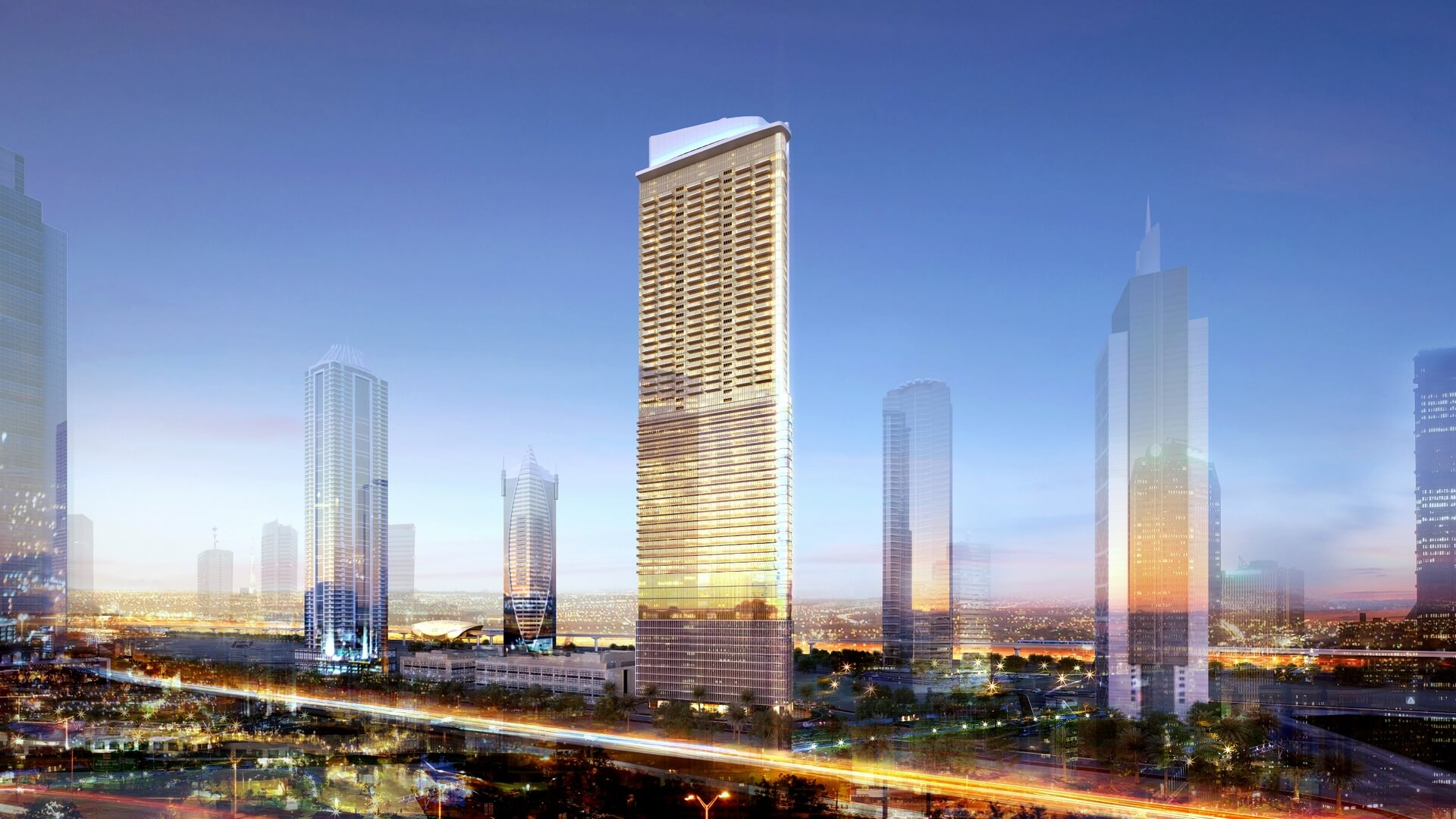 Apartment for sale in Dubai, UAE, 1 bedroom, 83 m2, No. 24065 – photo 2