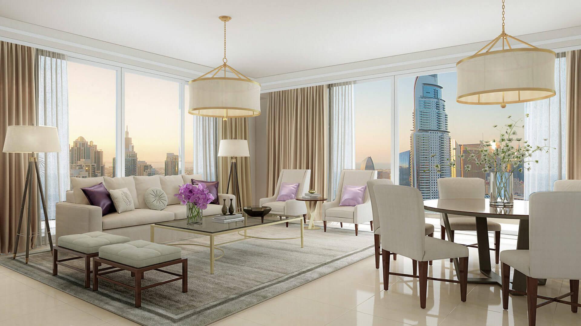 Apartment for sale in Dubai, UAE, 1 bedroom, 91 m2, No. 24093 – photo 4