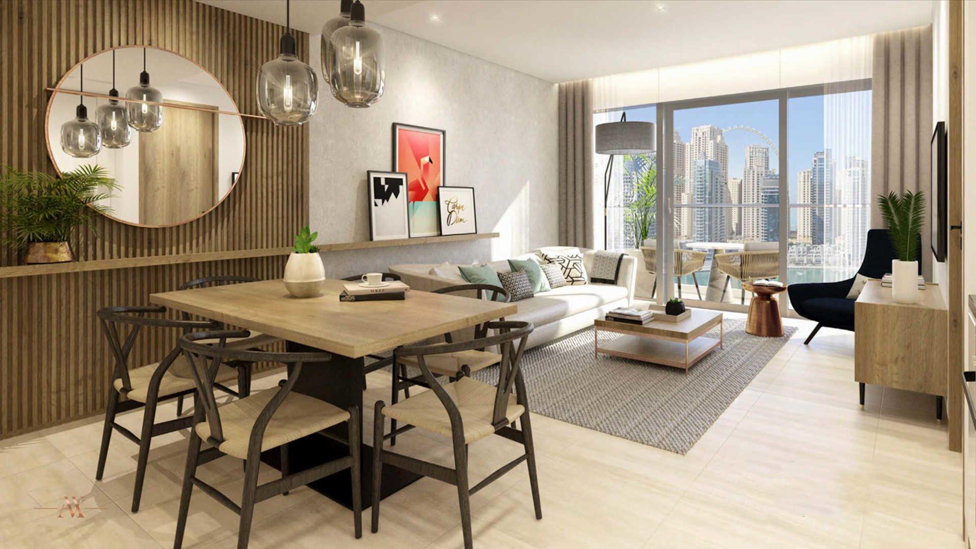 Apartment for sale in Dubai, UAE, 1 bedroom, 69.3 m2, No. 23599 – photo 1
