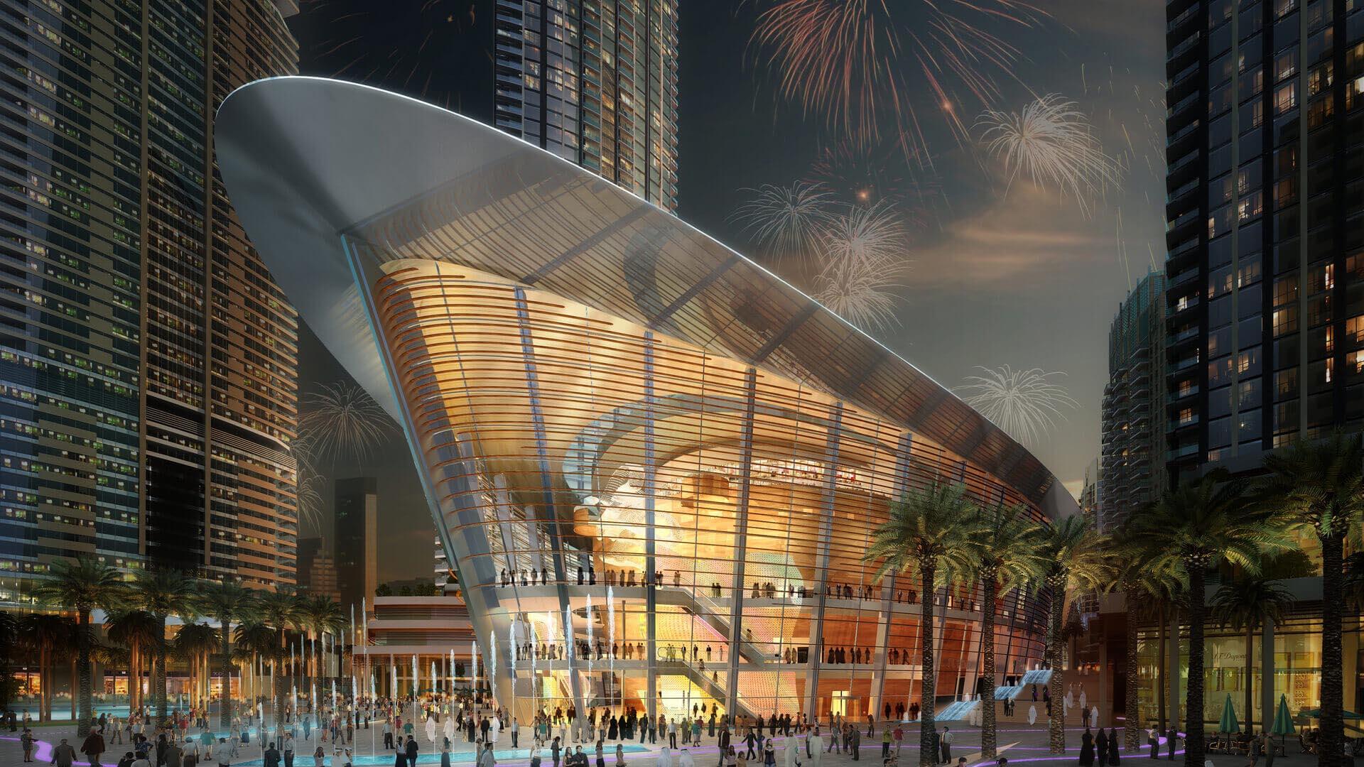 OPERA GRAND, Downtown Dubai, UAE – photo 1