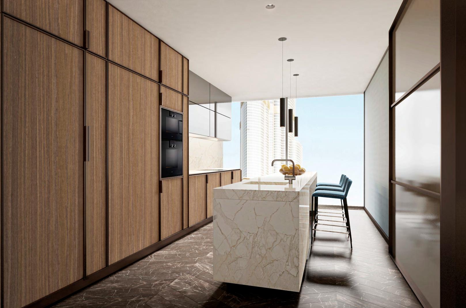 Apartment for sale in Dubai, UAE, 3 bedrooms, 145.4 m2, No. 23620 – photo 3
