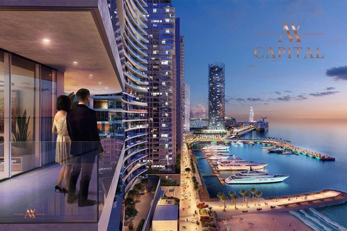 Apartment for sale in Dubai, UAE, 2 bedrooms, 109.5 m2, No. 23533 – photo 1