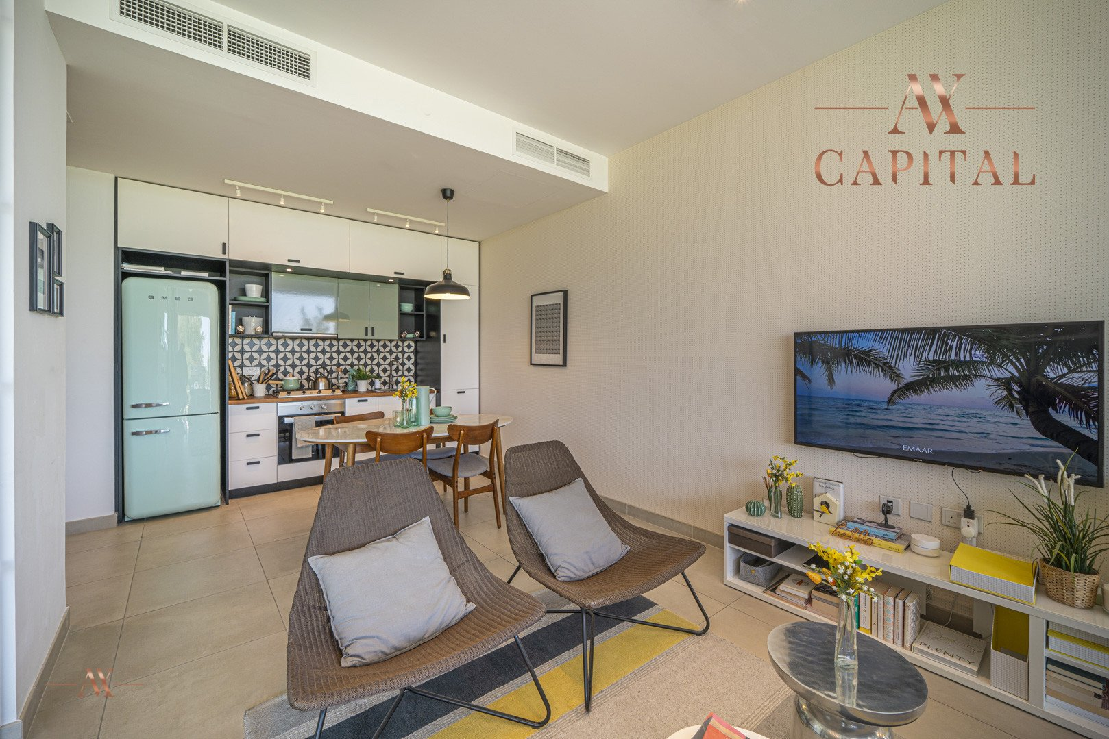 Apartment for sale in Dubai, UAE, 2 bedrooms, 67.2 m2, No. 23661 – photo 7