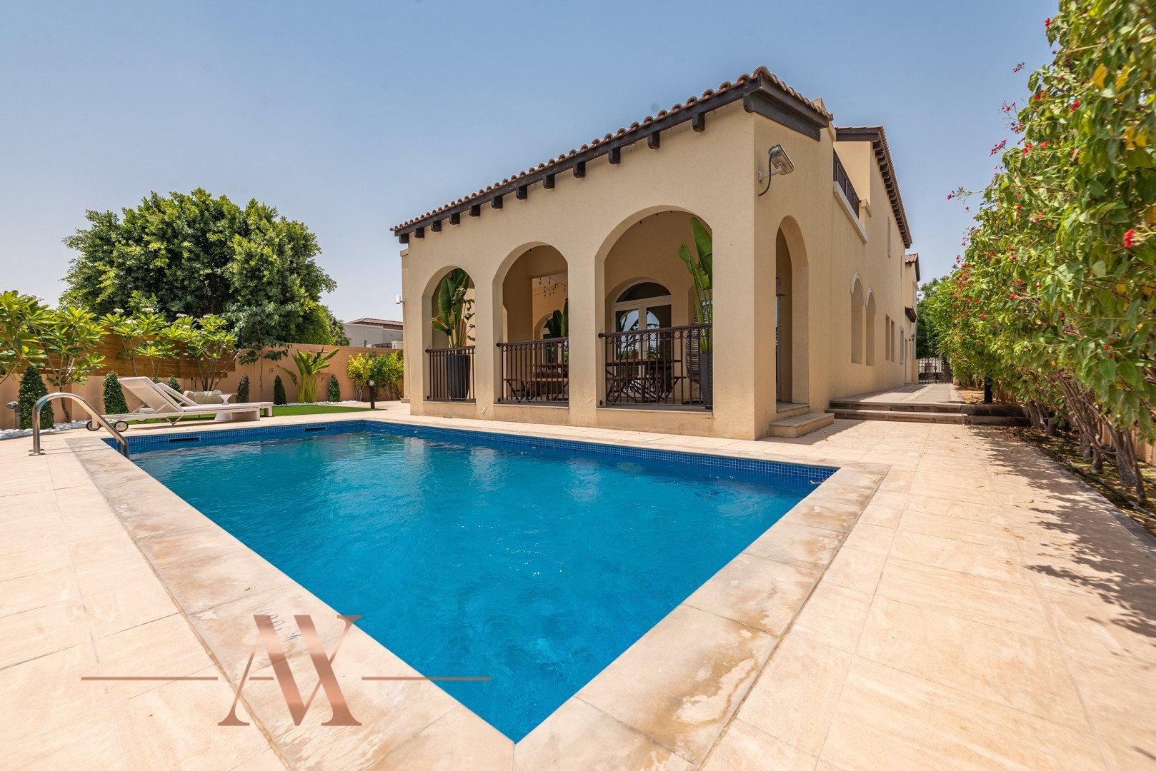 Villa for sale in Dubai, UAE, 6 bedrooms, 1049.3 m2, No. 23715 – photo 1
