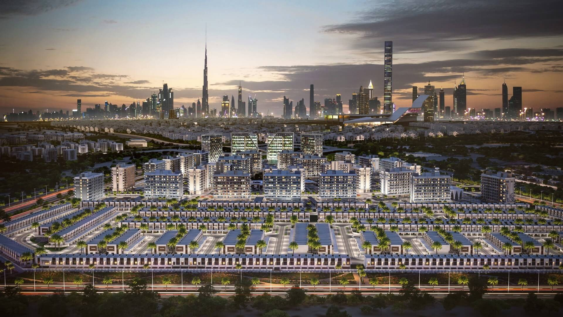 MAG CITY, Mohammed Bin Rashid City, Dubai, UAE – photo 2