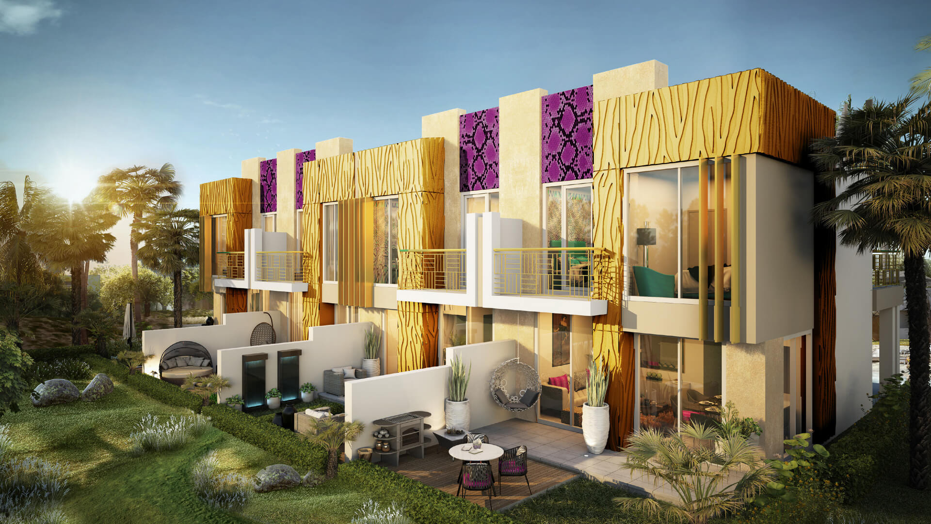 Townhouse for sale in Dubai, UAE, 3 bedrooms, 175 m2, No. 24053 – photo 3