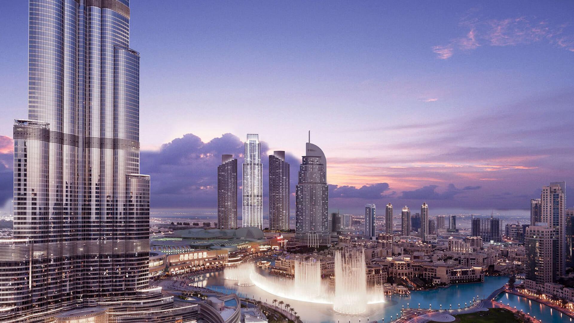 Apartment for sale in Dubai, UAE, 1 bedroom, 78 m2, No. 24089 – photo 2