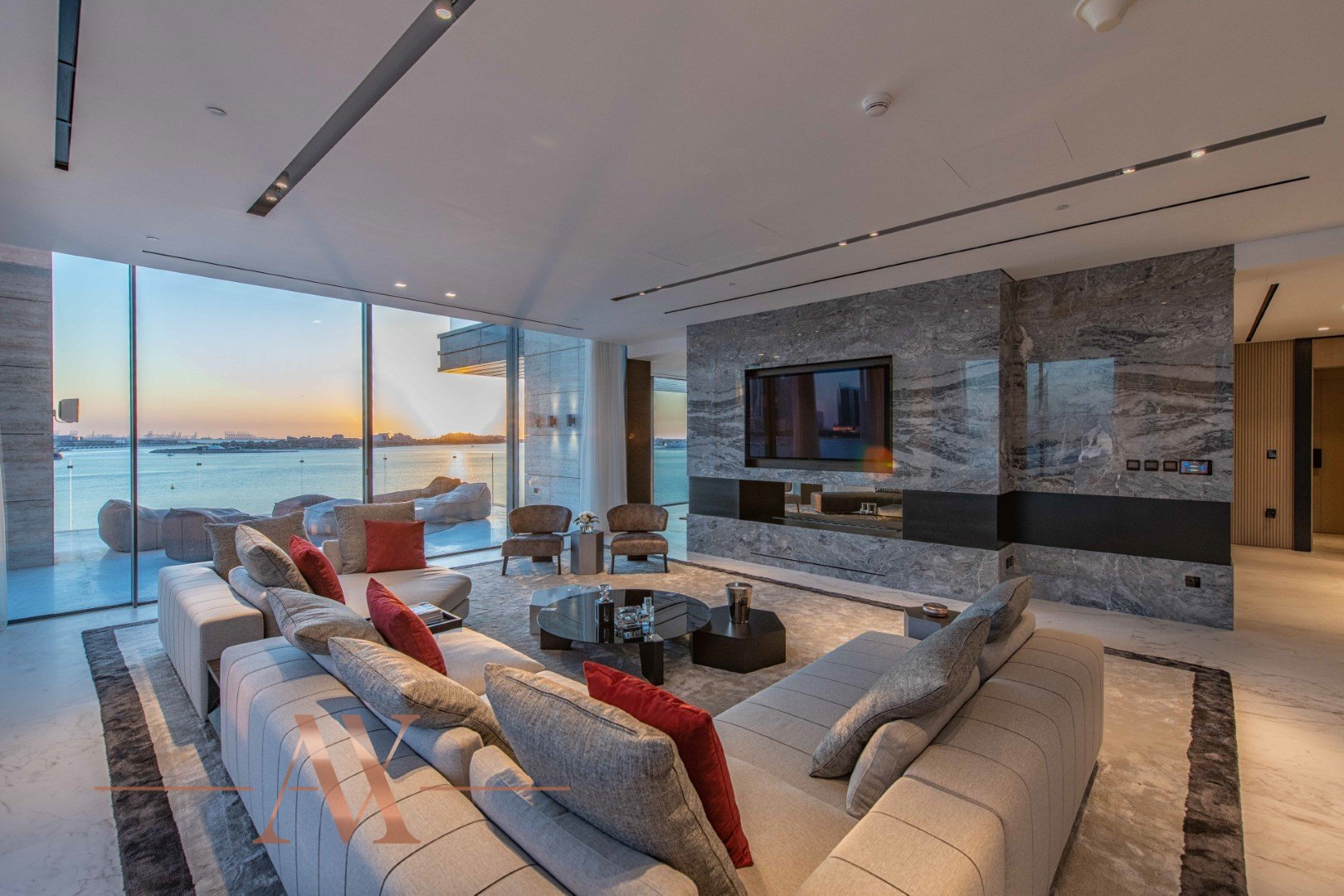 Penthouse for sale in Dubai, UAE, 3 bedrooms, 445.3 m2, No. 23693 – photo 1
