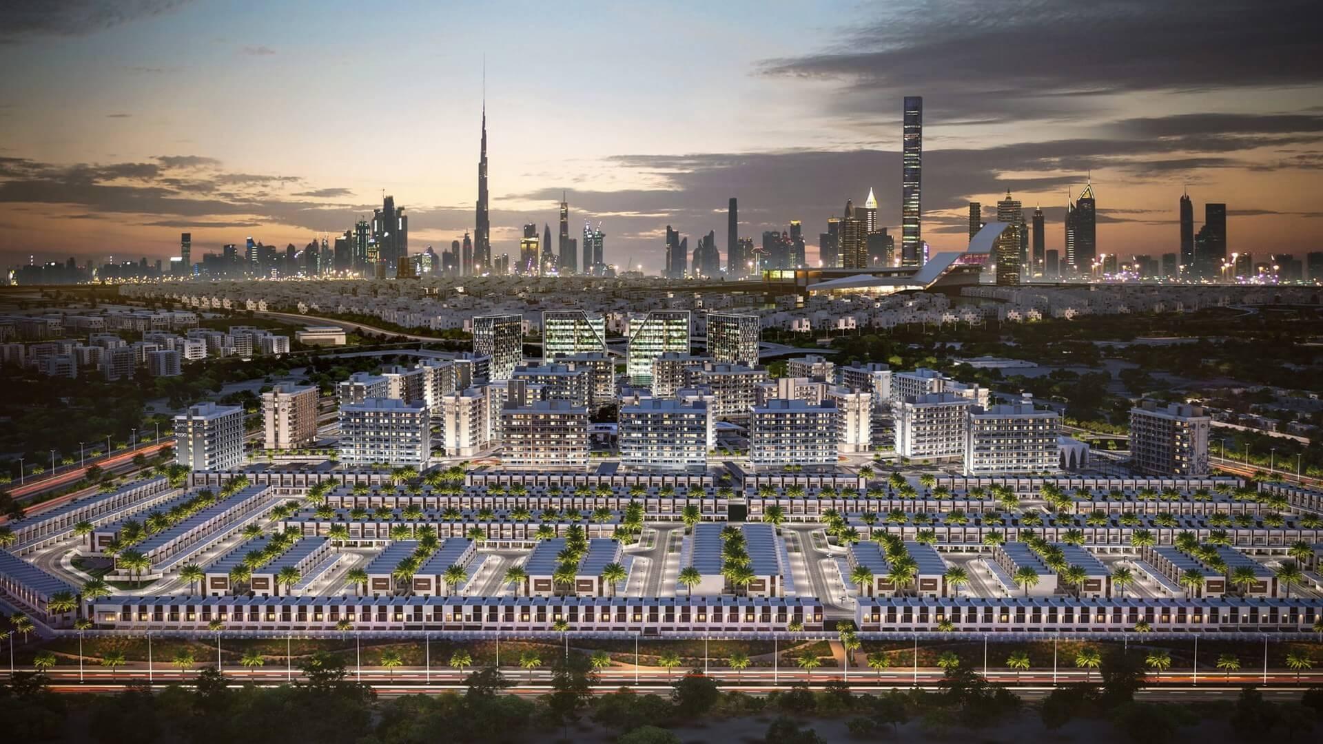 Apartment for sale in Dubai, UAE, 2 bedrooms, 116 m2, No. 24055 – photo 1