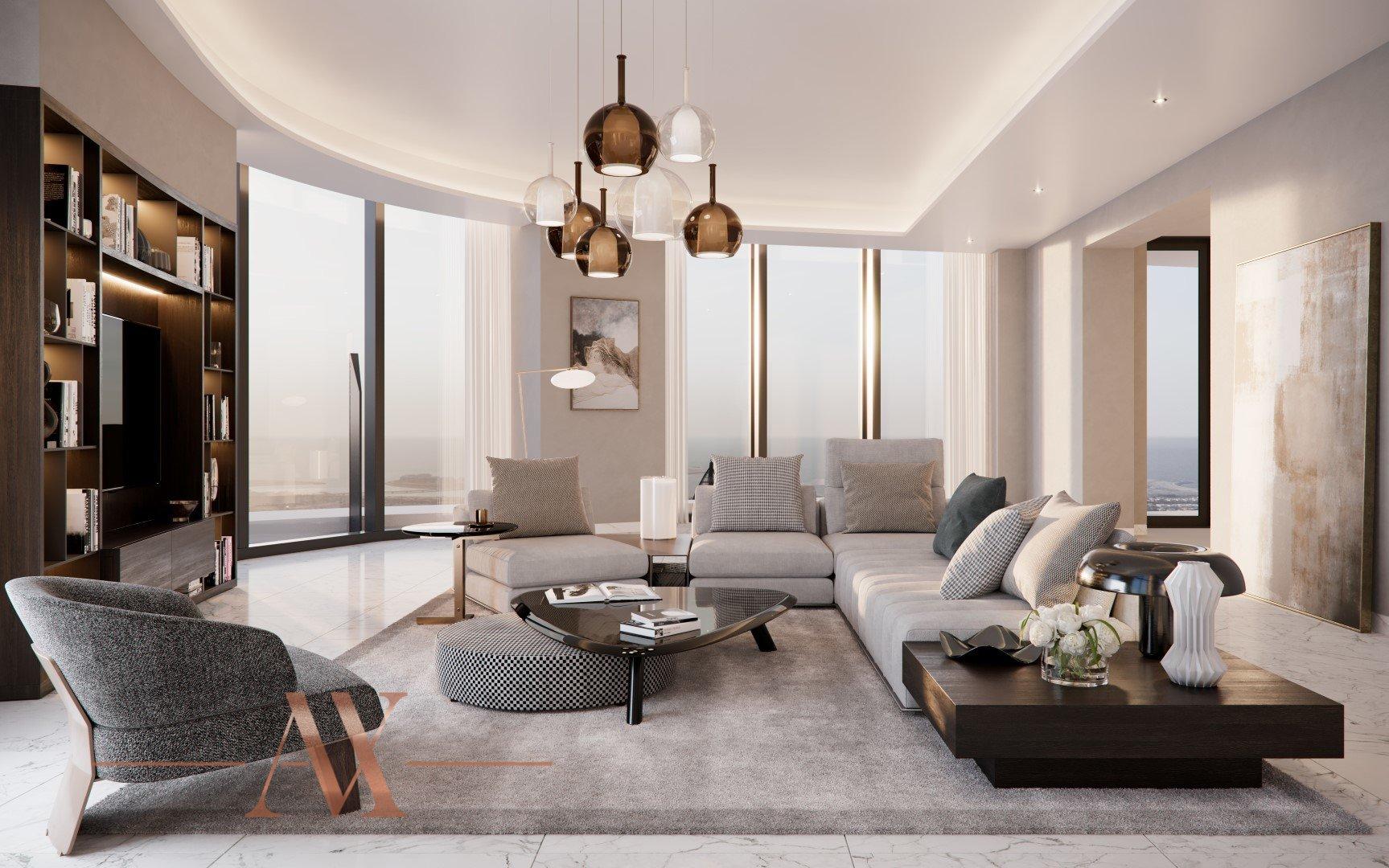 Penthouse for sale in Dubai, UAE, 4 bedrooms, 500.1 m2, No. 23762 – photo 1
