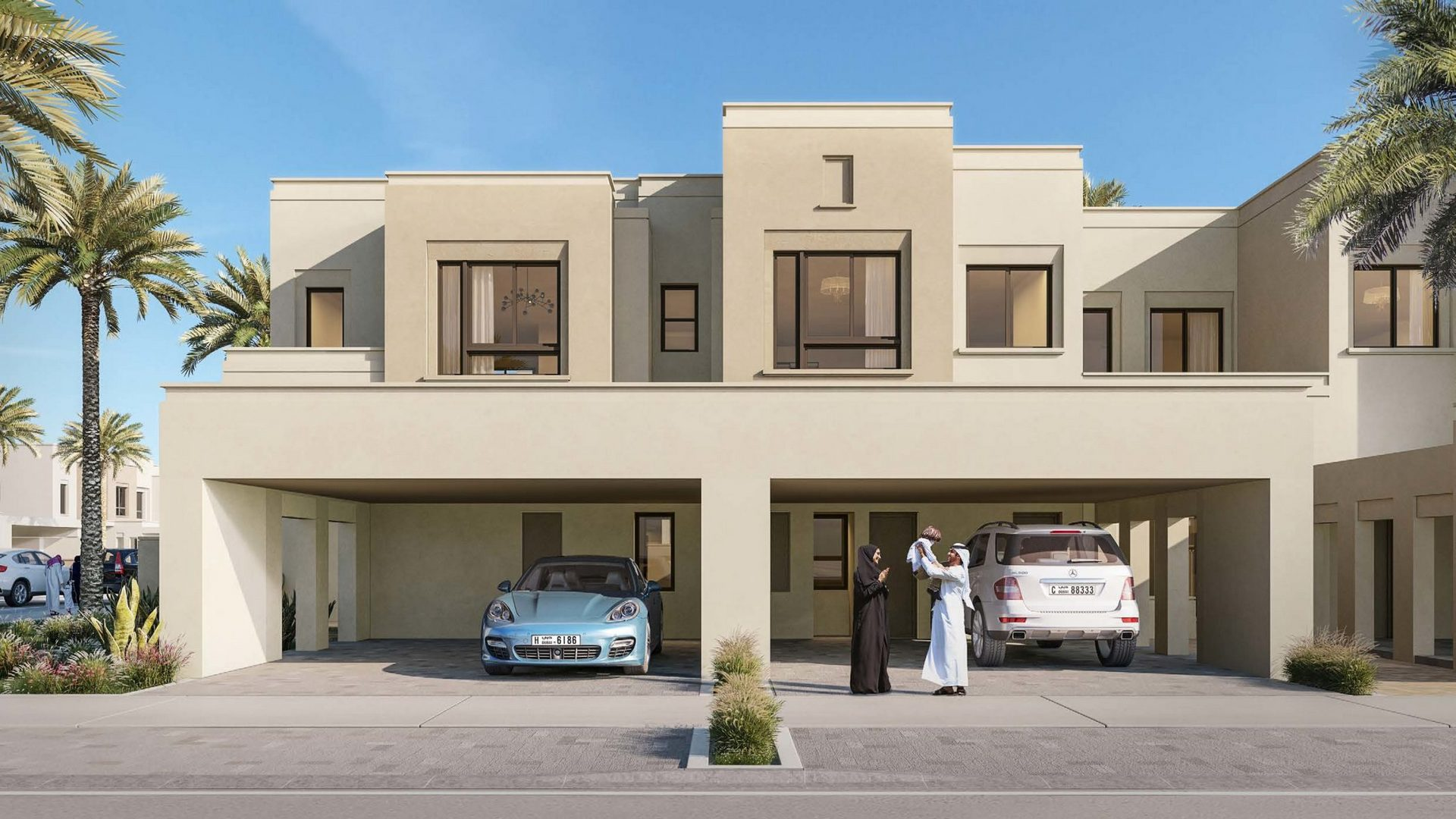 Townhouse for sale in Dubai, UAE, 4 bedrooms, 270 m2, No. 24025 – photo 4