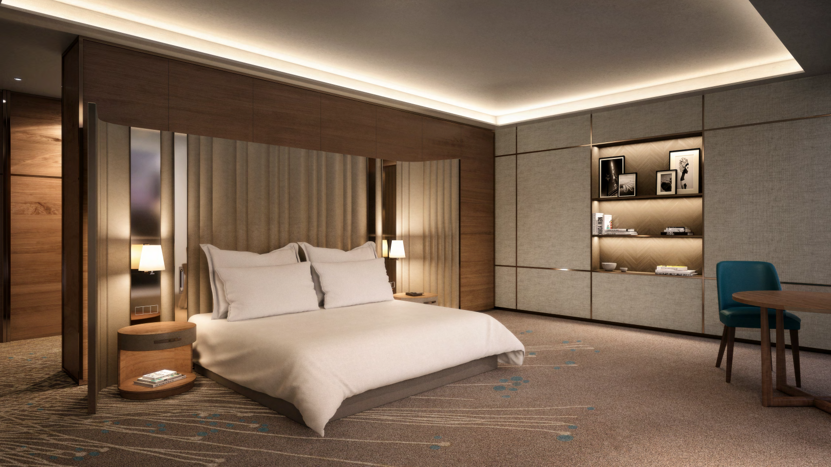 Apartment for sale in Dubai, UAE, 3 bedrooms, 165.5 m2, No. 23587 – photo 1
