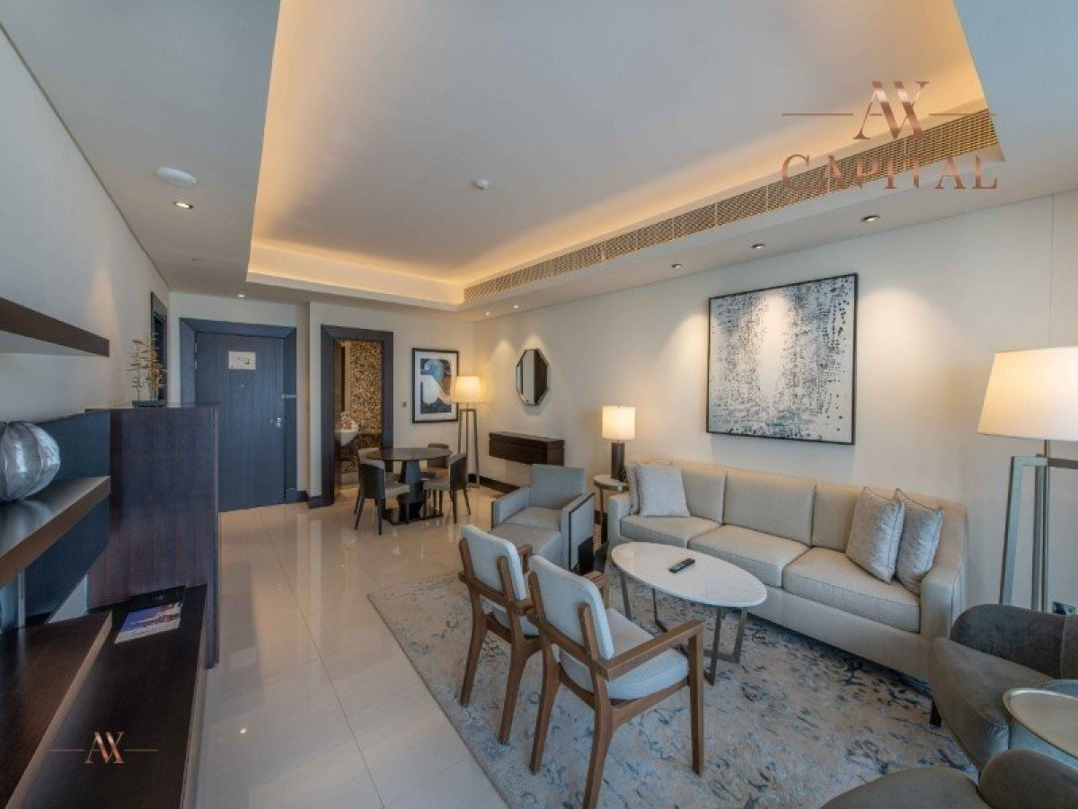 Apartment for sale in Dubai, UAE, 1 bedroom, 68.8 m2, No. 23617 – photo 1