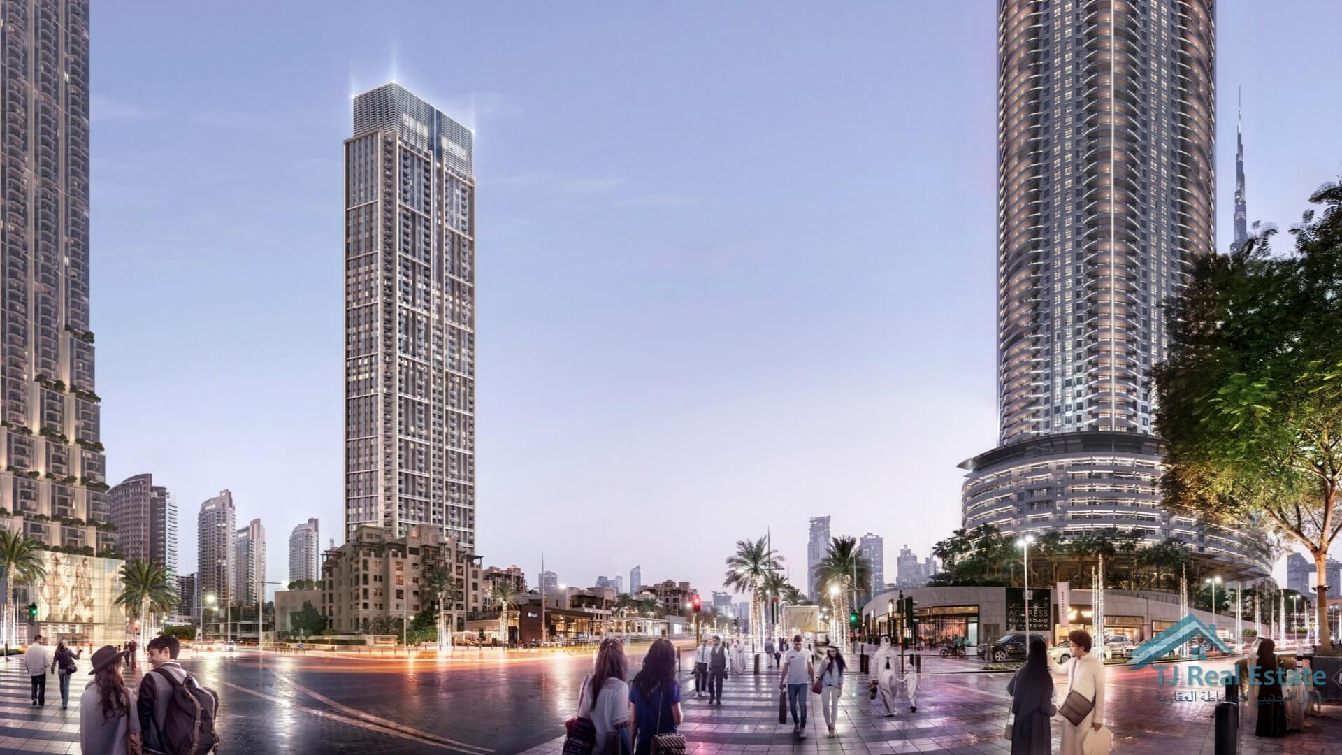 Apartment for sale in Dubai, UAE, 1 bedroom, 59 m2, No. 24081 – photo 2