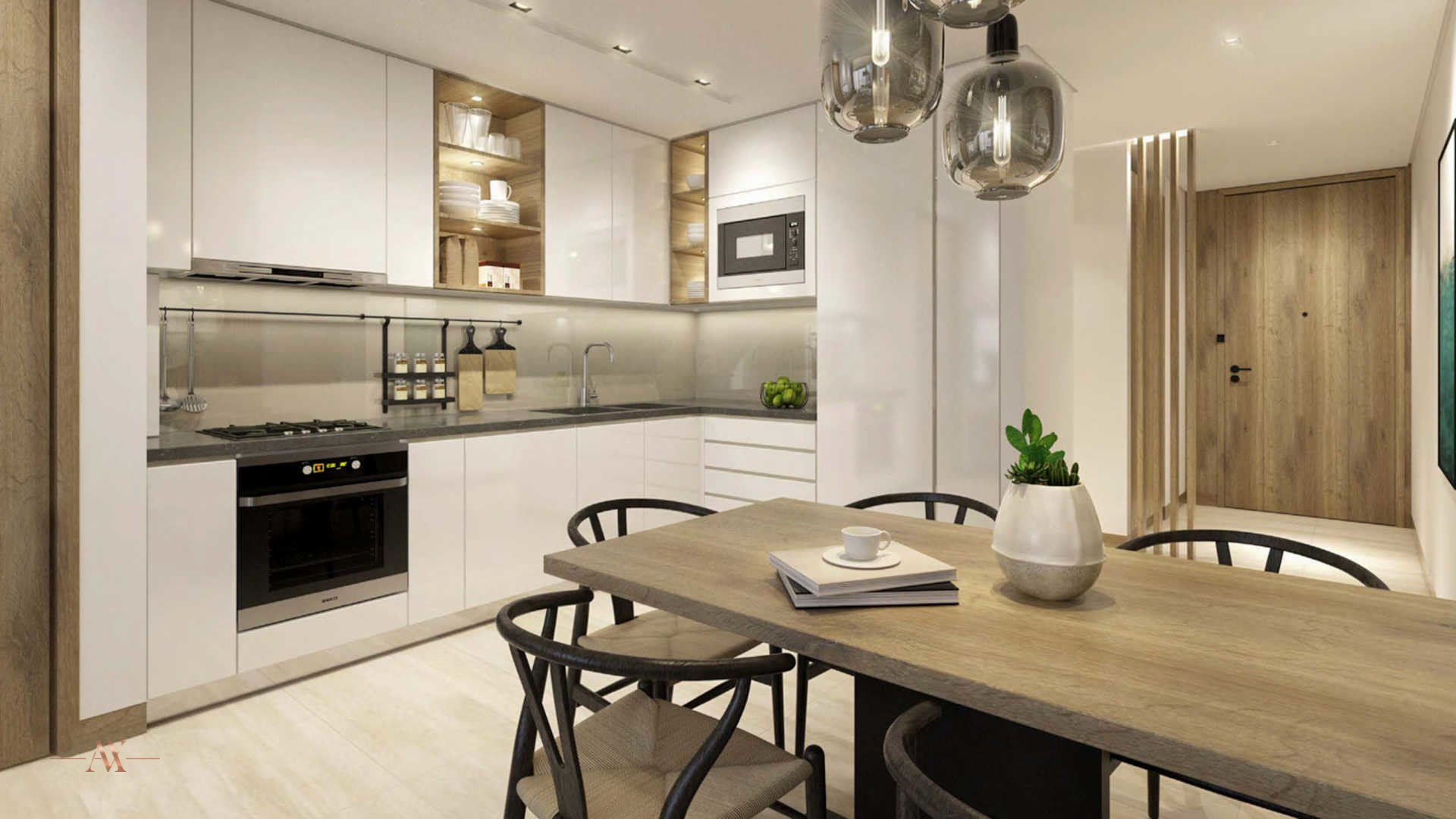 Apartment for sale in Dubai, UAE, 1 bedroom, 69.3 m2, No. 23599 – photo 9