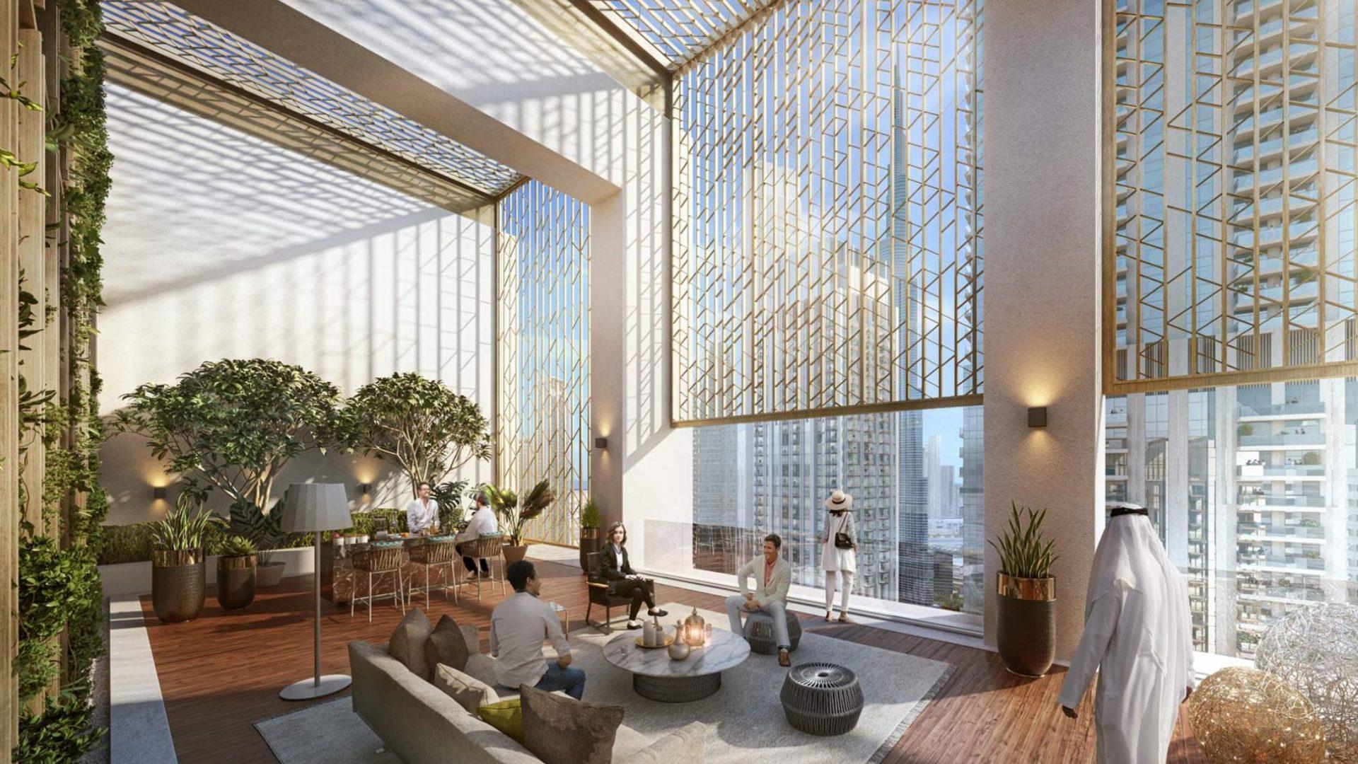 Apartment for sale in Dubai, UAE, 1 bedroom, 59 m2, No. 24269 – photo 2