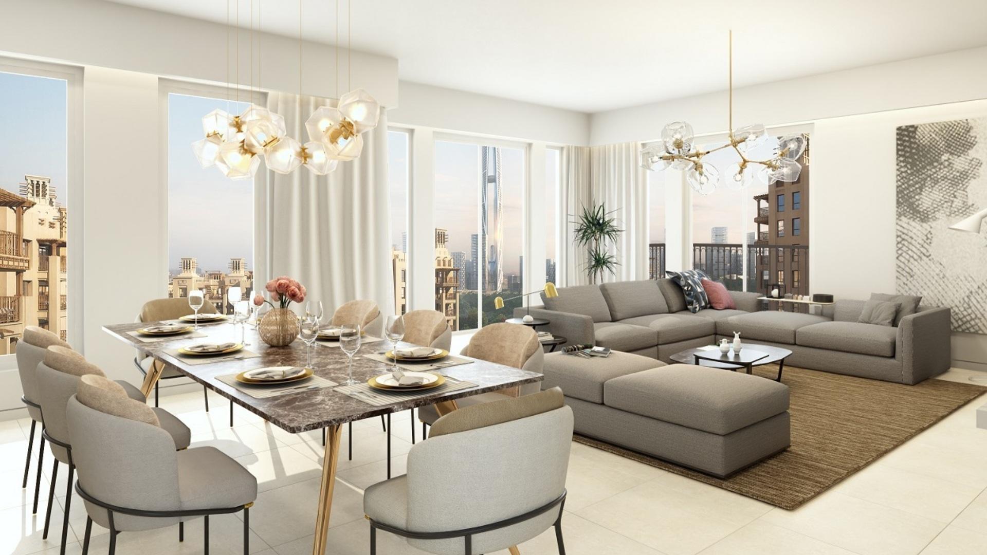 Apartment for sale in Dubai, UAE, 4 bedrooms, 284 m2, No. 24262 – photo 1