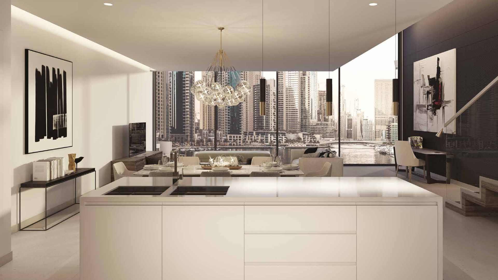 Apartment for sale in Dubai, UAE, 3 bedrooms, 198 m2, No. 24240 – photo 1