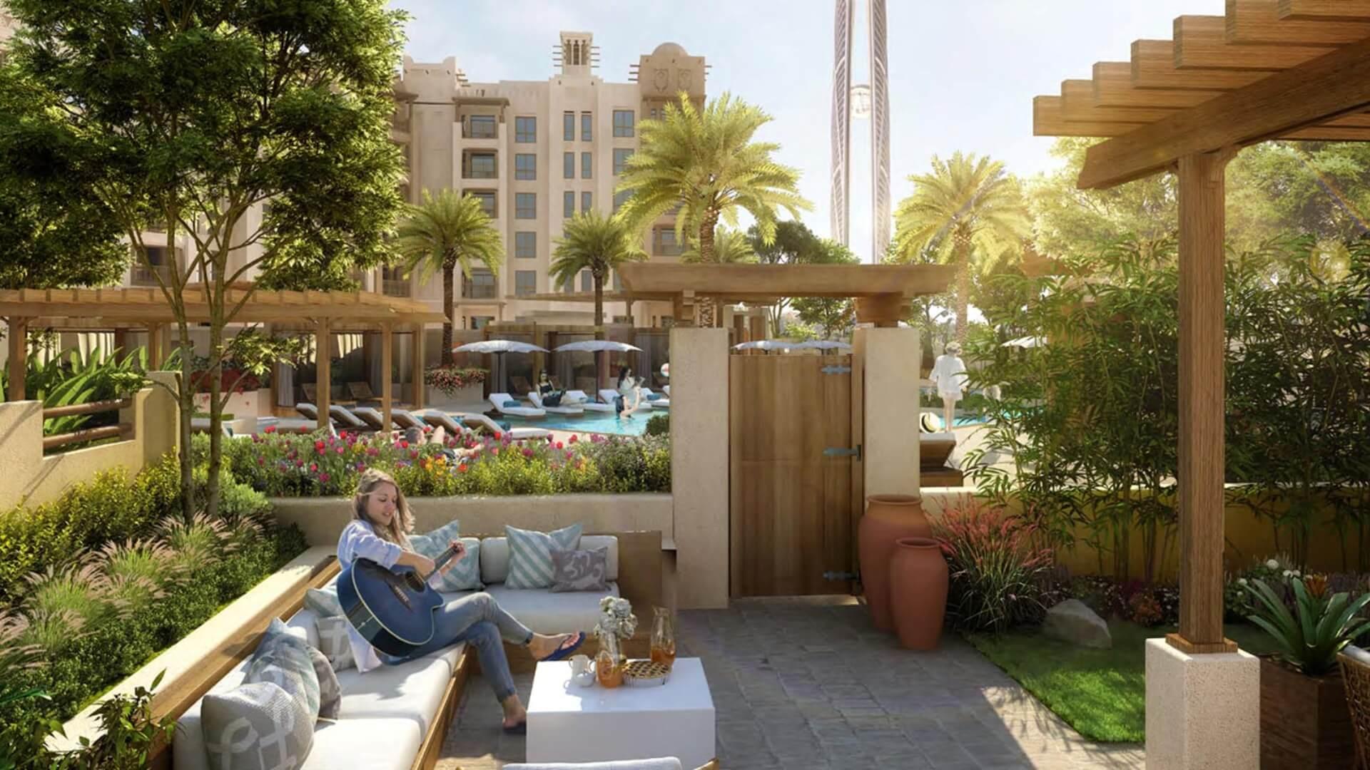 Apartment for sale in Dubai, UAE, 1 bedroom, 76 m2, No. 24294 – photo 2