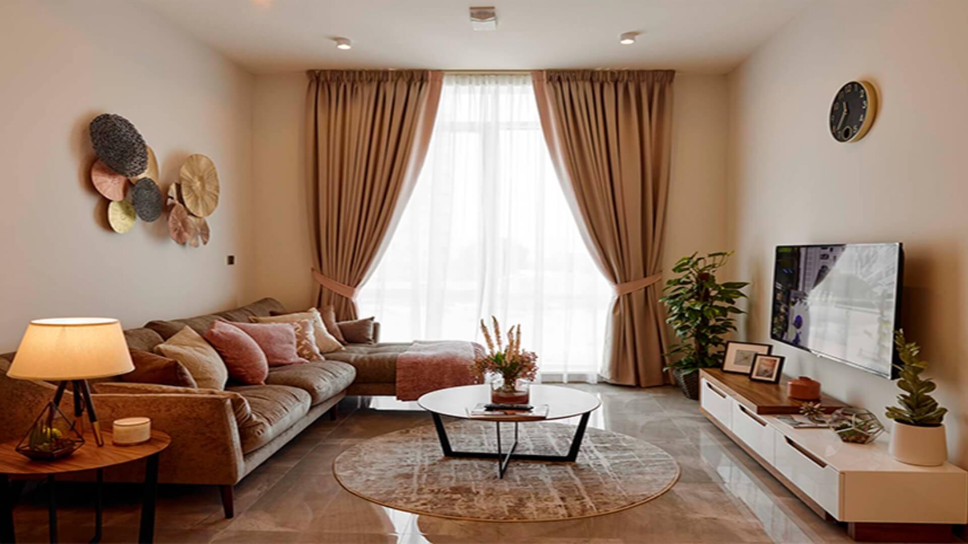 Apartment for sale in Dubai, UAE, 1 bedroom, 59 m2, No. 24269 – photo 1