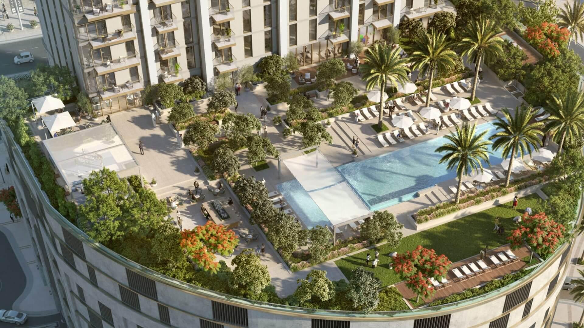 Apartment for sale in Dubai, UAE, 3 bedrooms, 126 m2, No. 24271 – photo 2