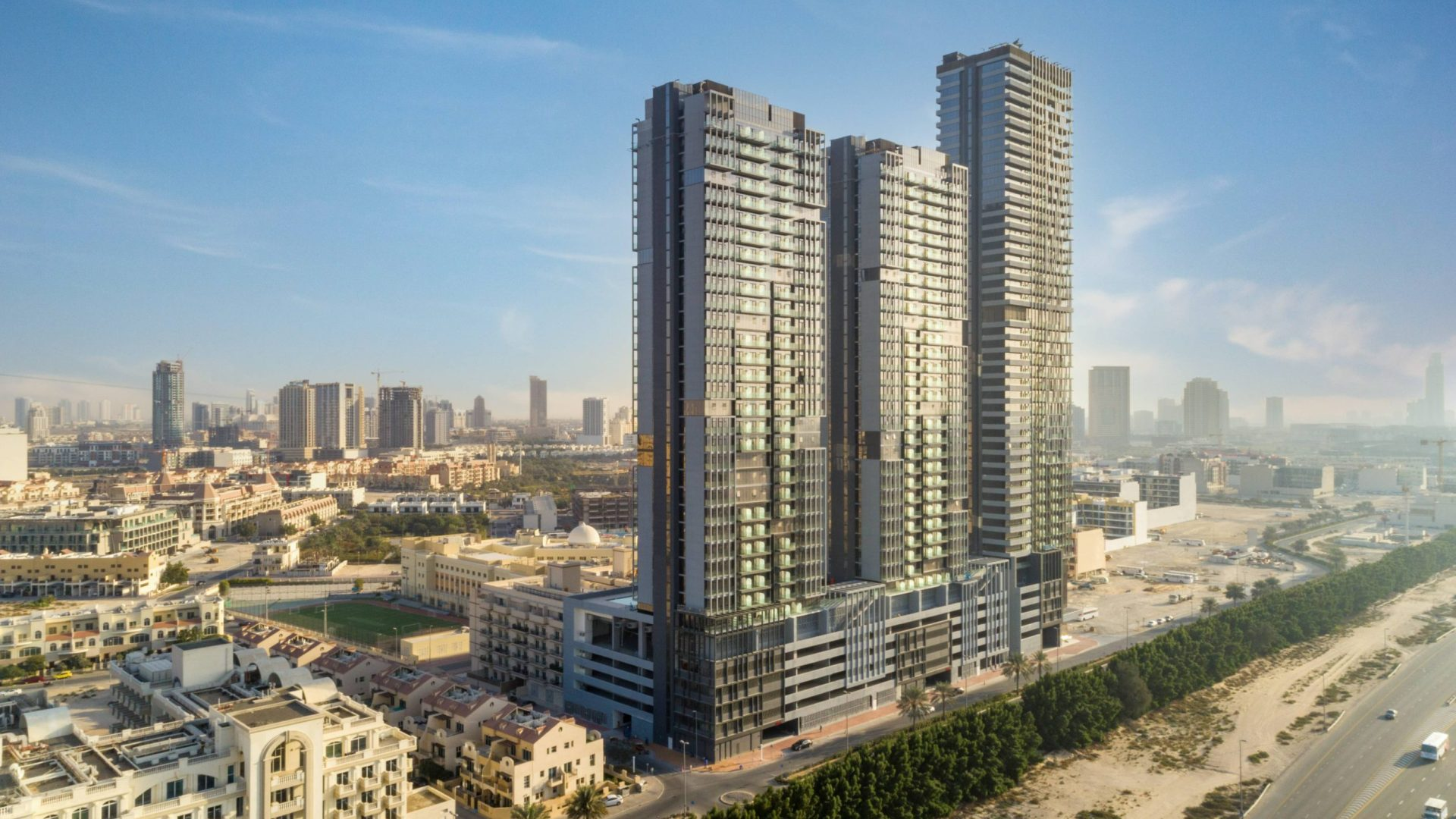 BLOOM TOWERS, Jumeirah Village Circle, Dubai, UAE – photo 9