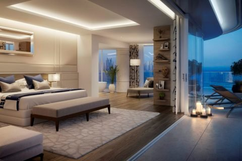 Dubai penthouse sells for record AED 19 million