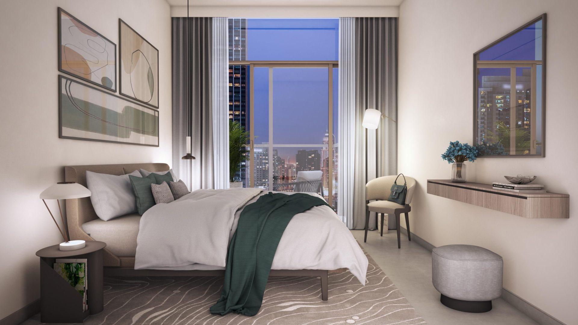 Apartment for sale in Dubai, UAE, 1 bedroom, 59 m2, No. 24269 – photo 4