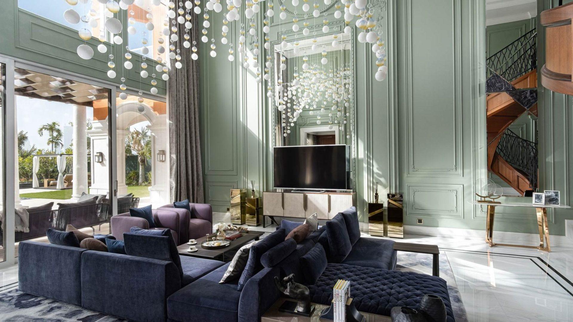 Villa for sale in Dubai, UAE, 7 bedrooms, 865 m2, No. 24258 – photo 2