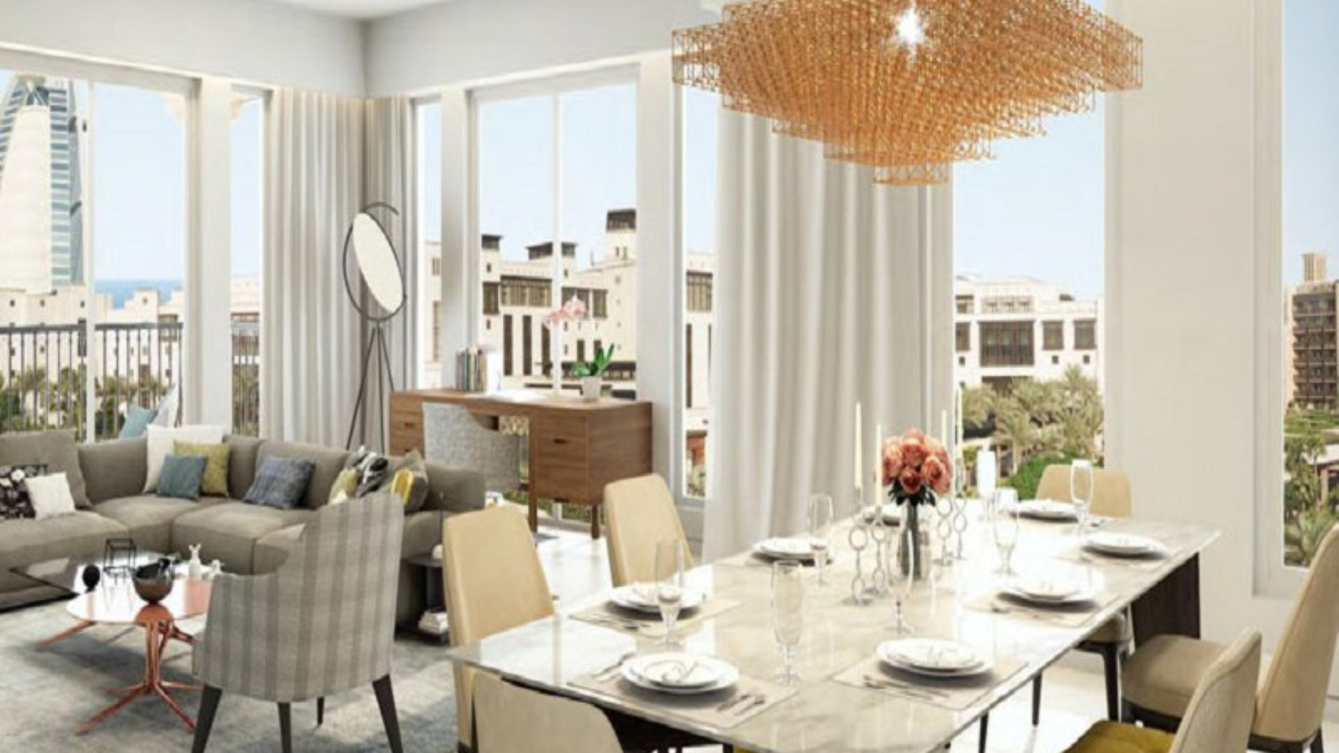 Apartment for sale in Dubai, UAE, 4 bedrooms, 284 m2, No. 24262 – photo 4