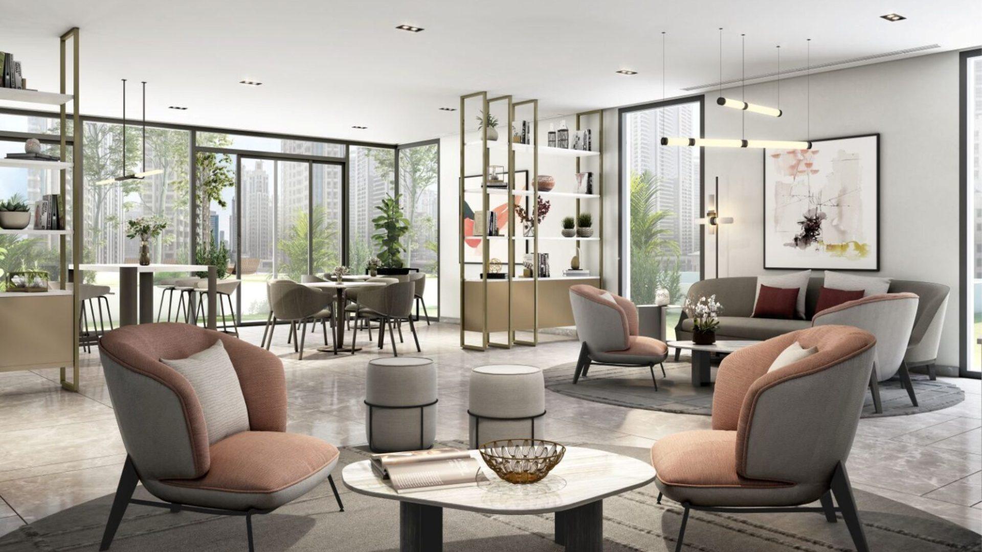 Apartment for sale in Dubai, UAE, 3 bedrooms, 126 m2, No. 24271 – photo 3