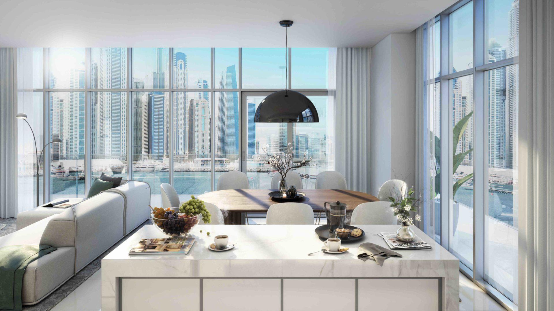 Apartment for sale in Dubai, UAE, 4 bedrooms, 194 m2, No. 24298 – photo 1