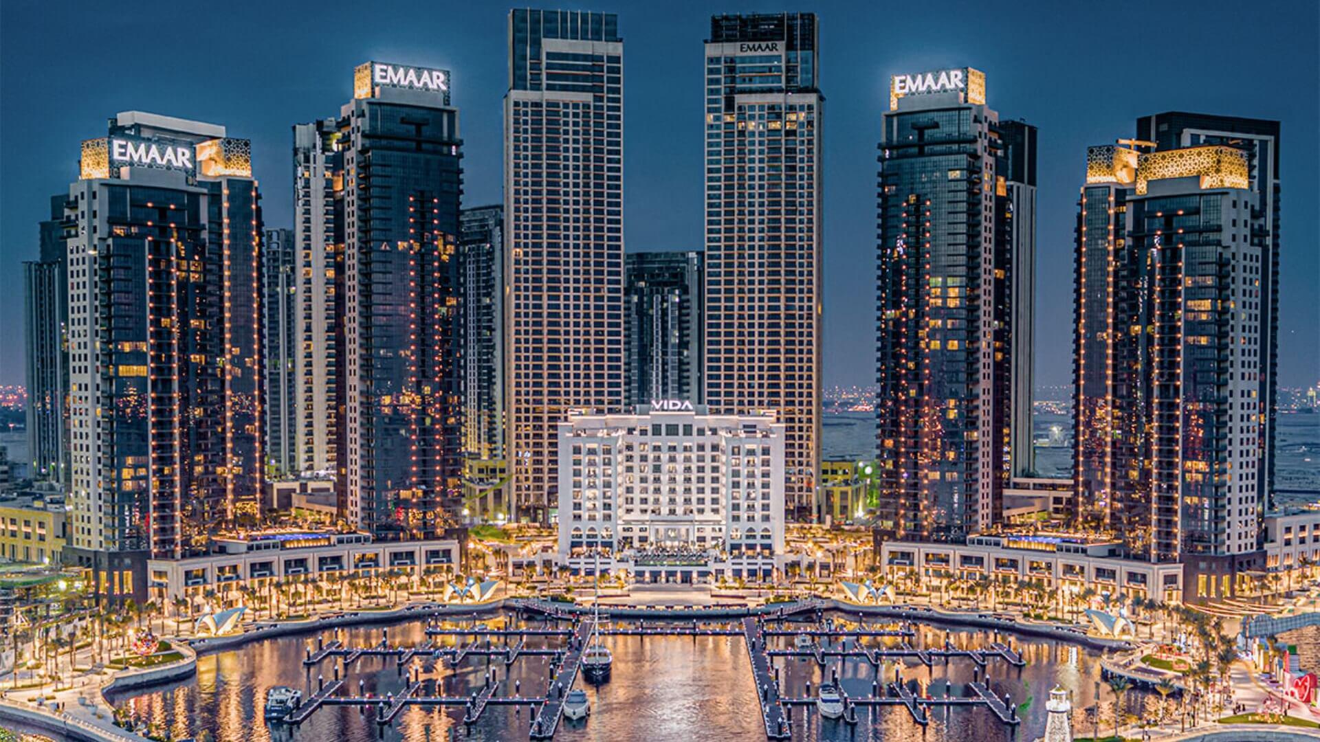 Apartment for sale in Dubai, UAE, 1 bedroom, 109 m2, No. 24299 – photo 4