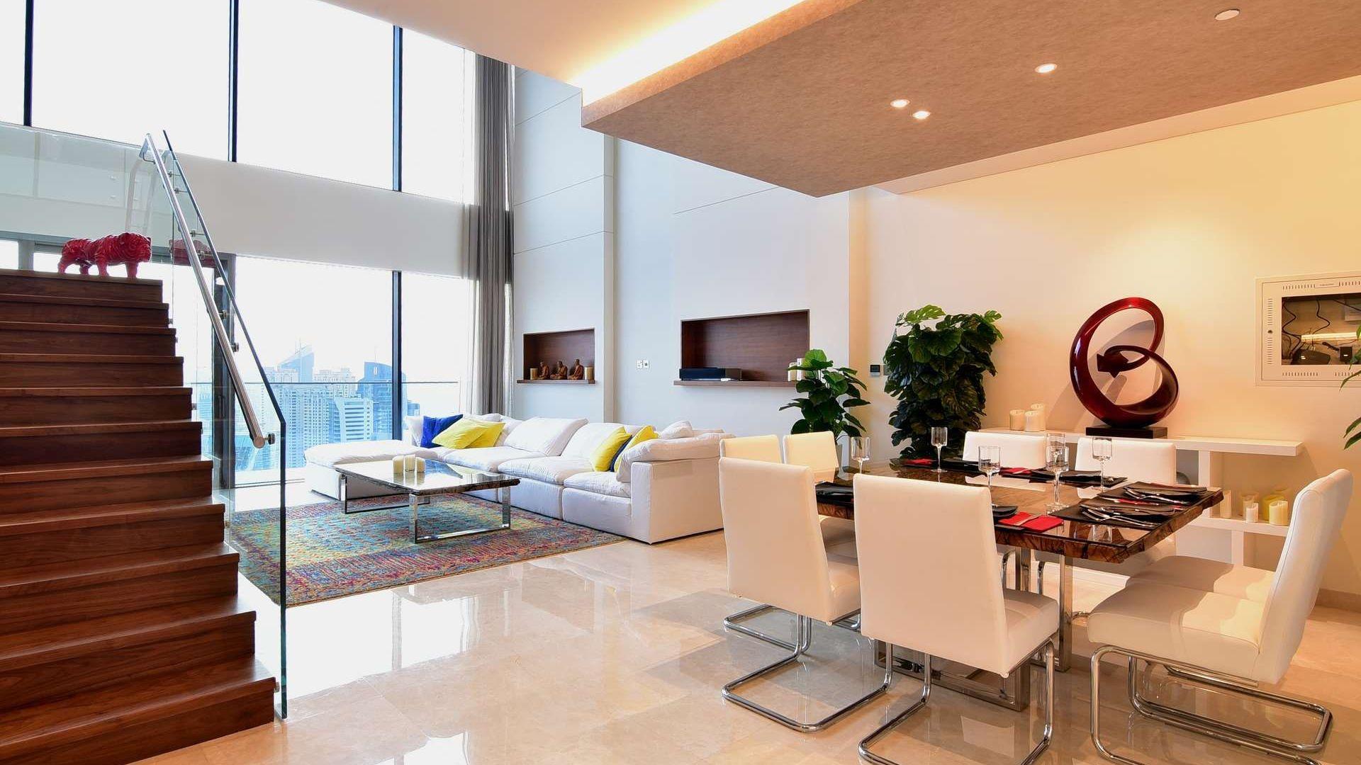 Penthouse for sale in Dubai, UAE, 4 bedrooms, 591 m2, No. 24260 – photo 1