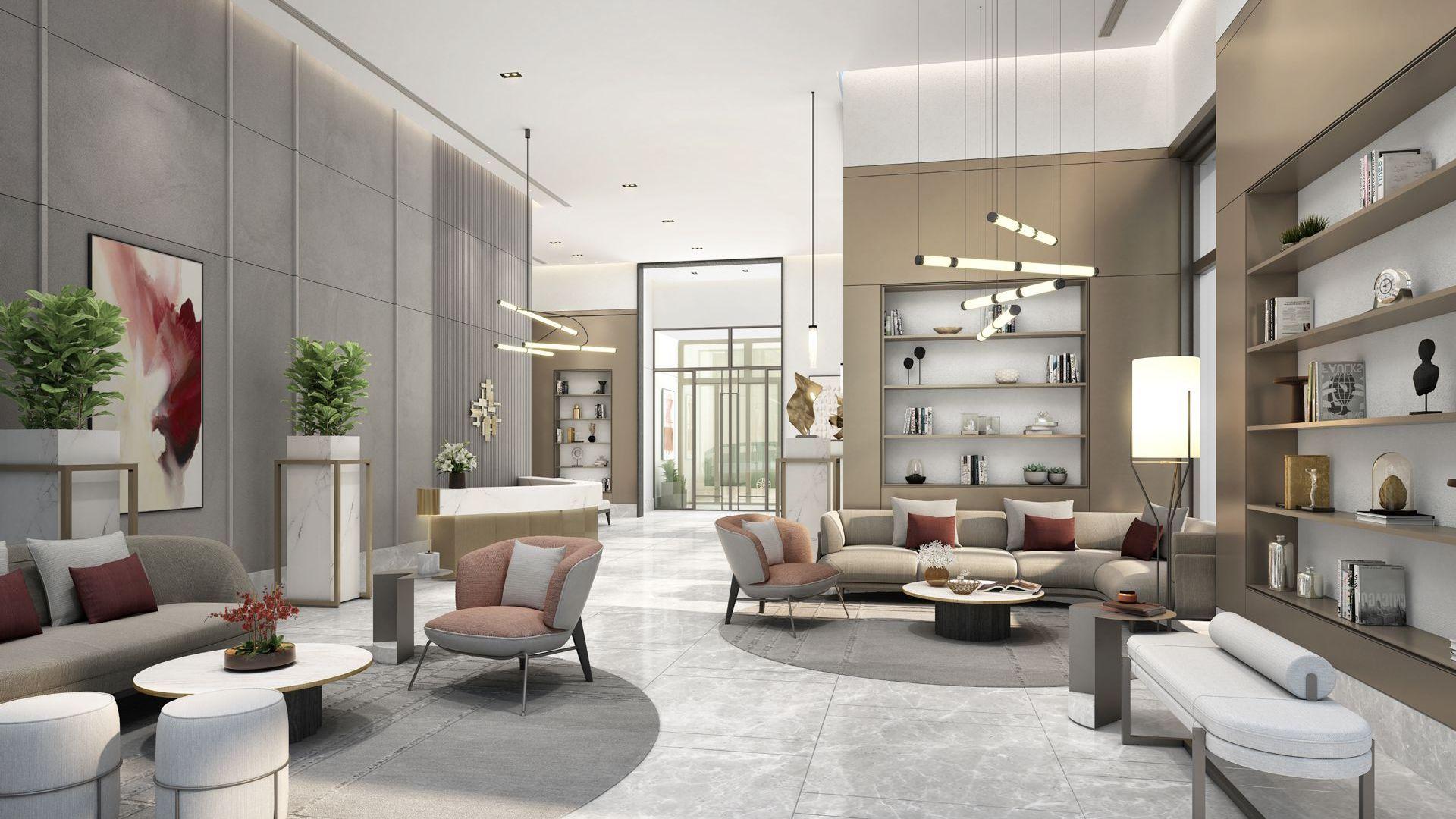 Apartment for sale in Dubai, UAE, 1 bedroom, 59 m2, No. 24269 – photo 5