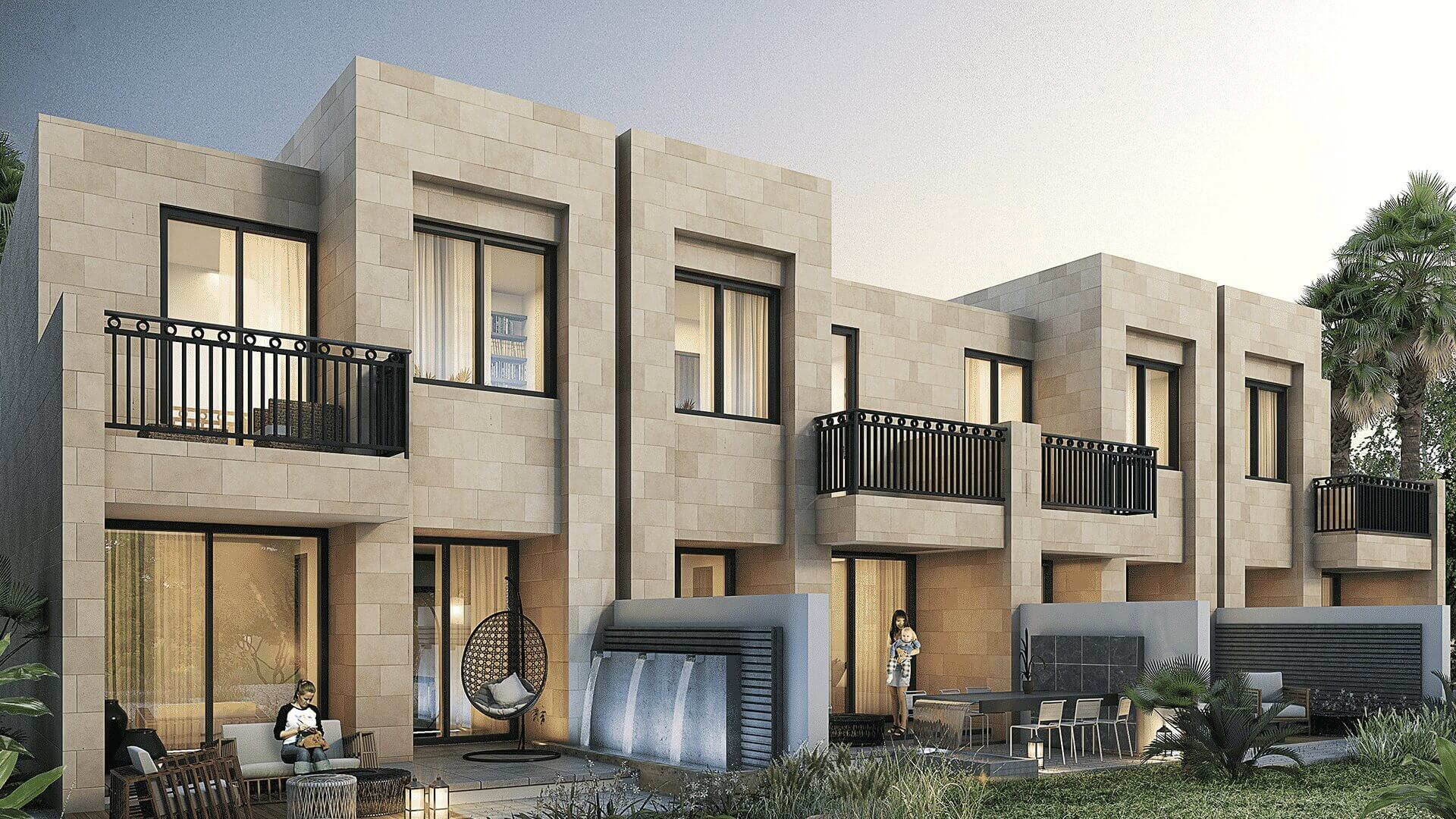 Townhouse for sale in Dubai, UAE, 3 bedrooms, 309 m2, No. 24287 – photo 5