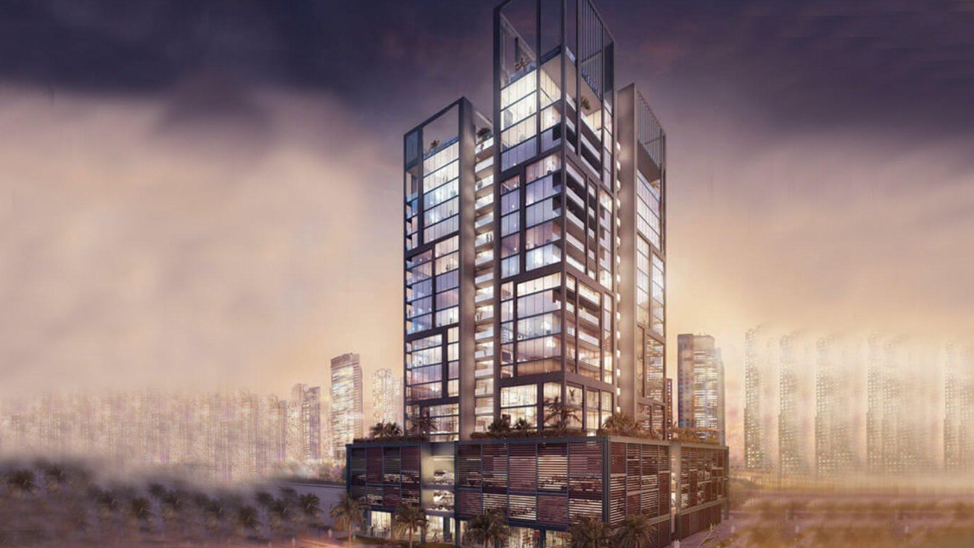 Apartment for sale in Dubai, UAE, studio, 50 m2, No. 24278 – photo 2