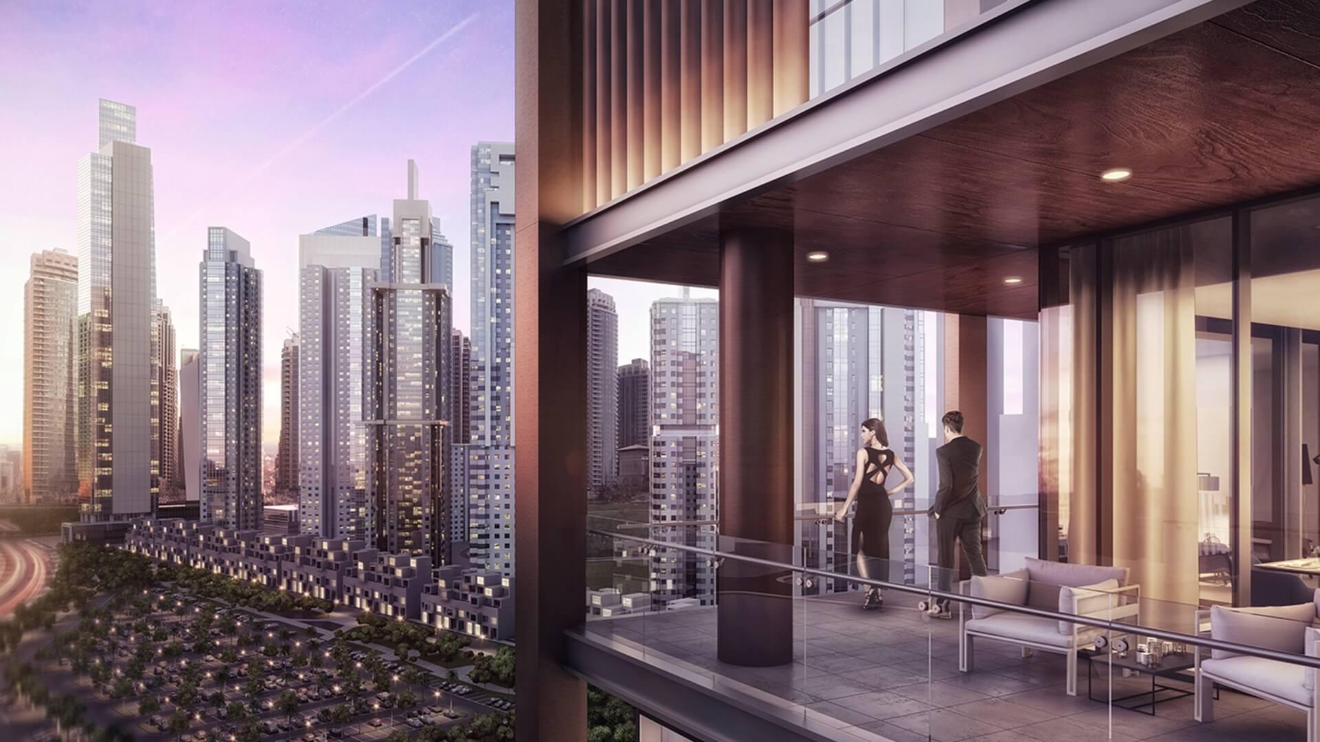 Apartment for sale in Dubai, UAE, studio, 50 m2, No. 24278 – photo 5